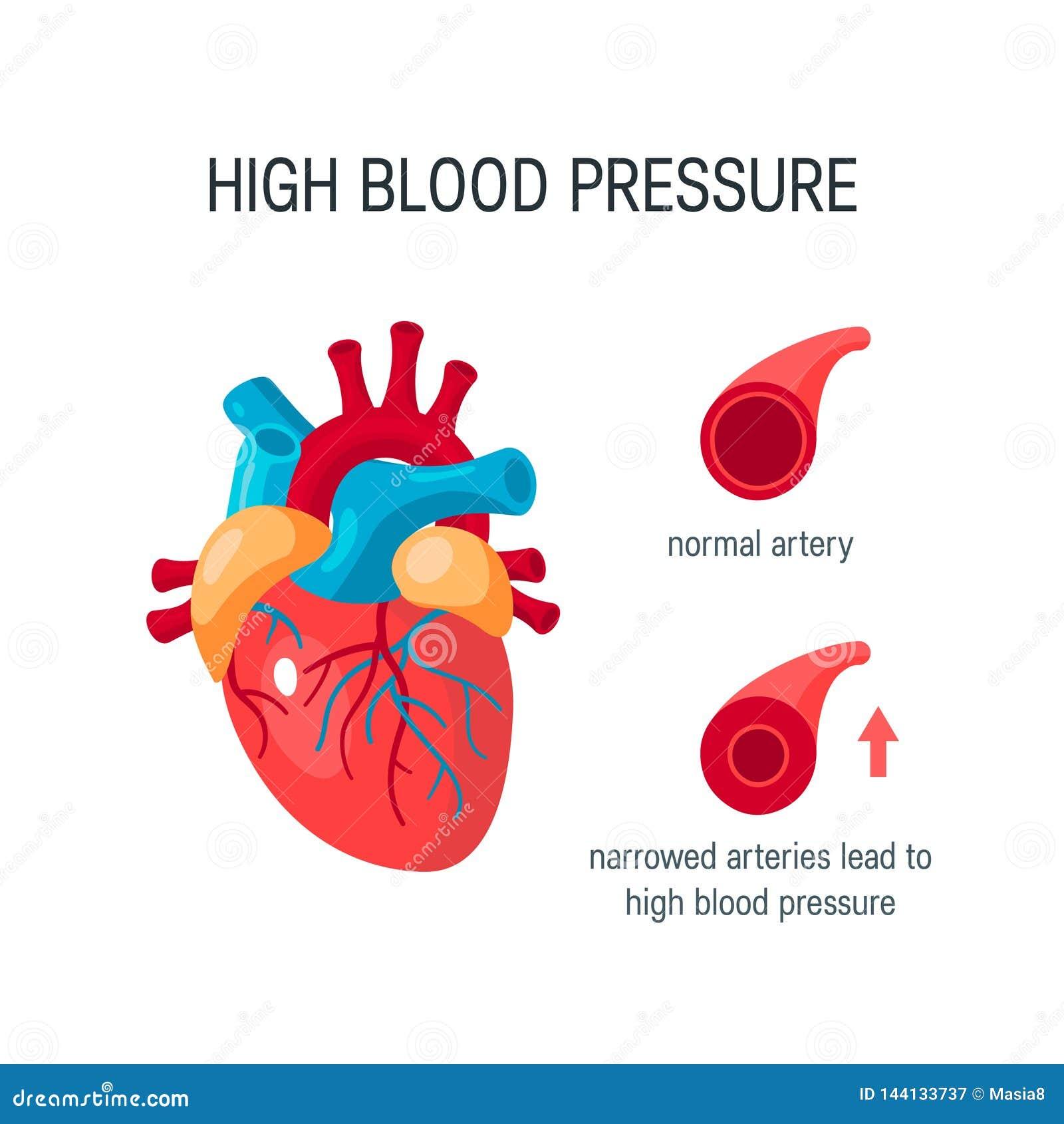 Presión corporal normal de humanos