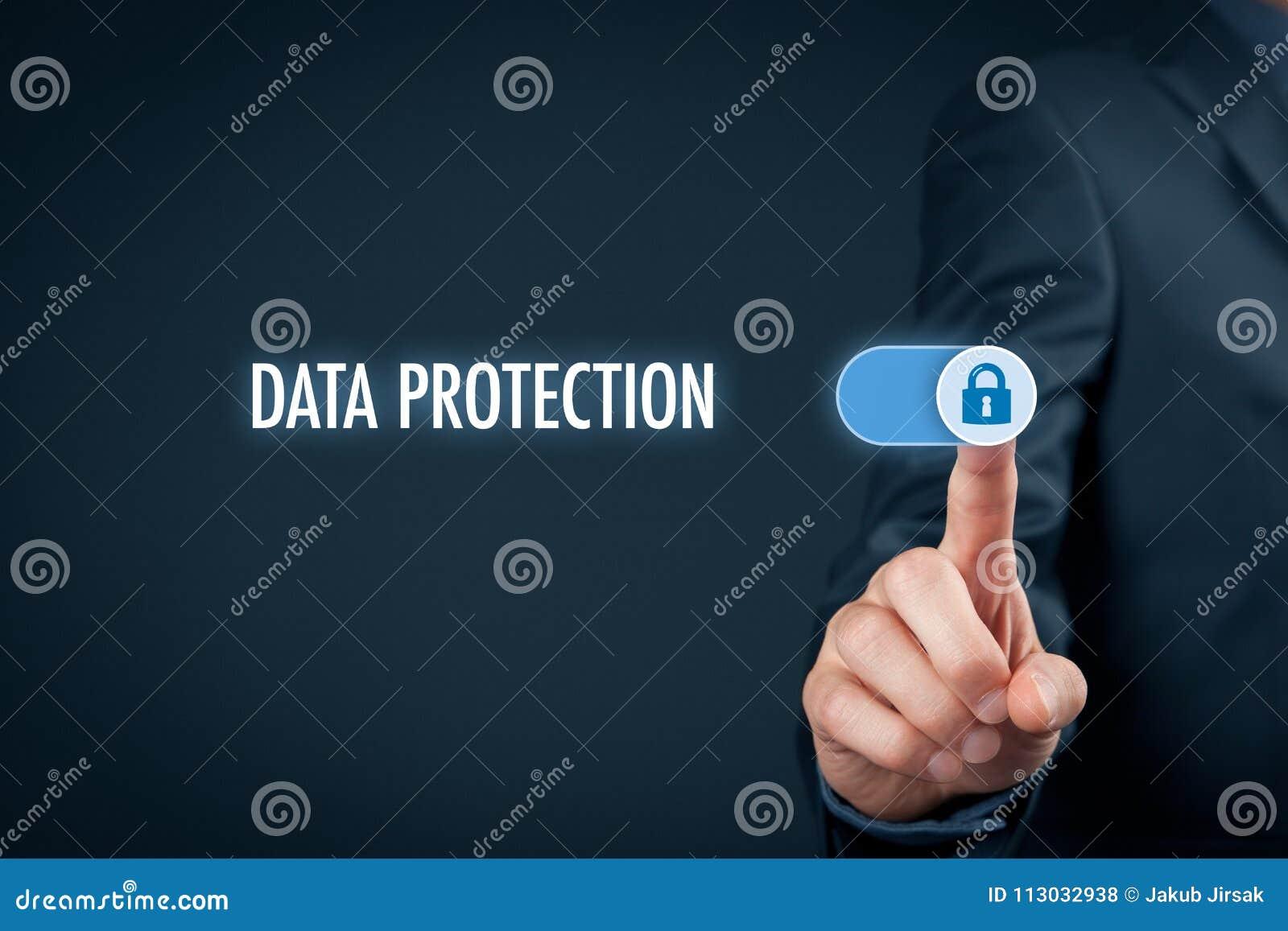 Concepto de la protección de datos