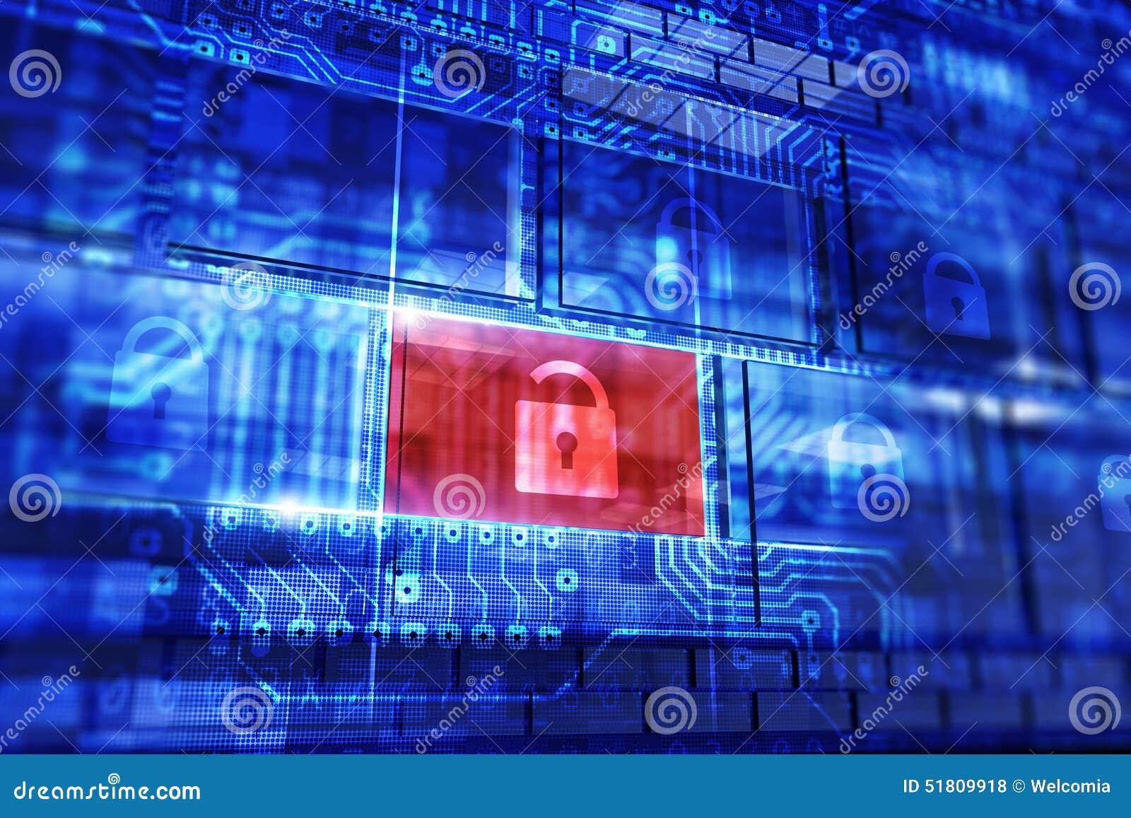Concepto de la seguridad de datos