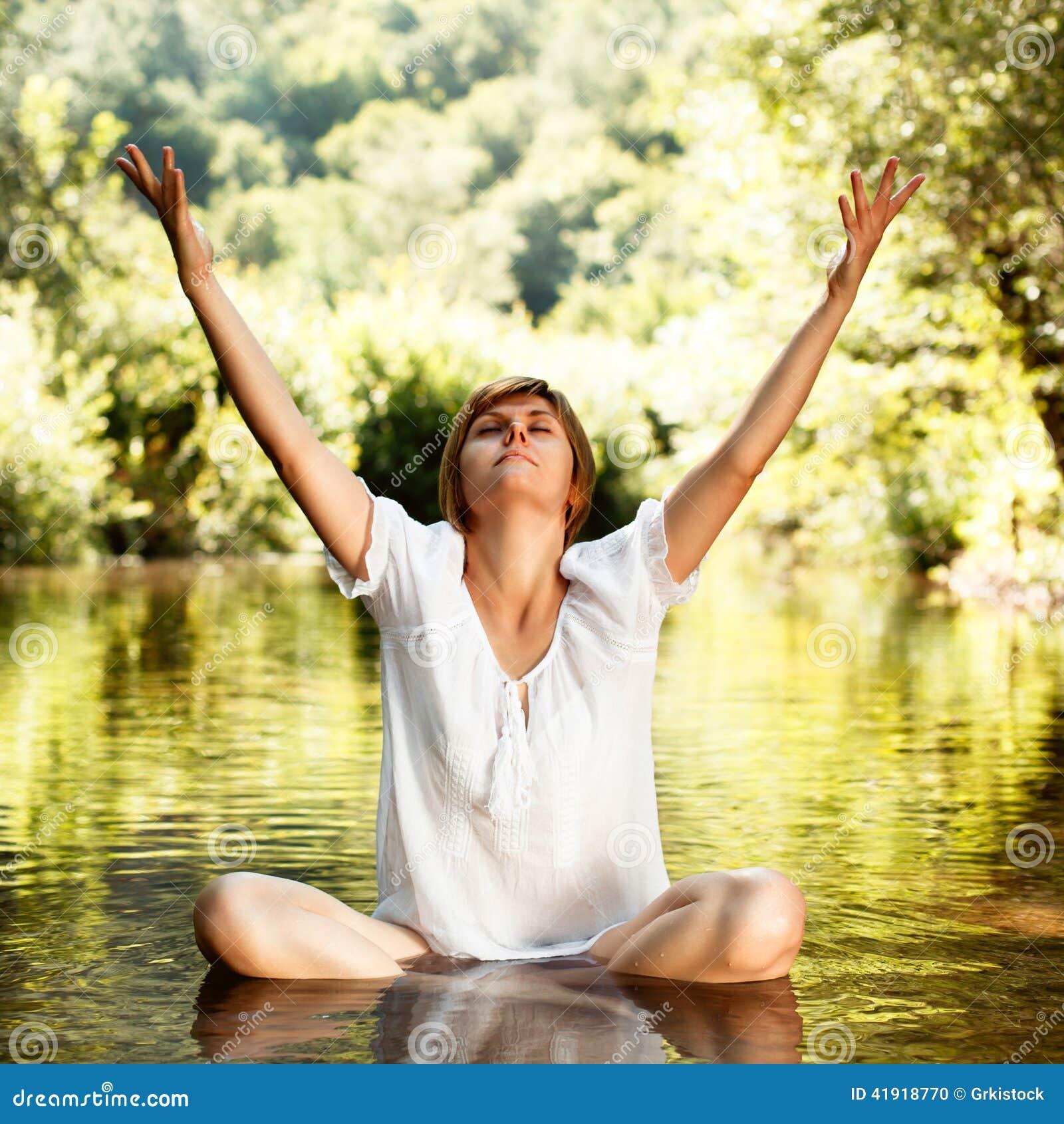 Concepto de la yoga