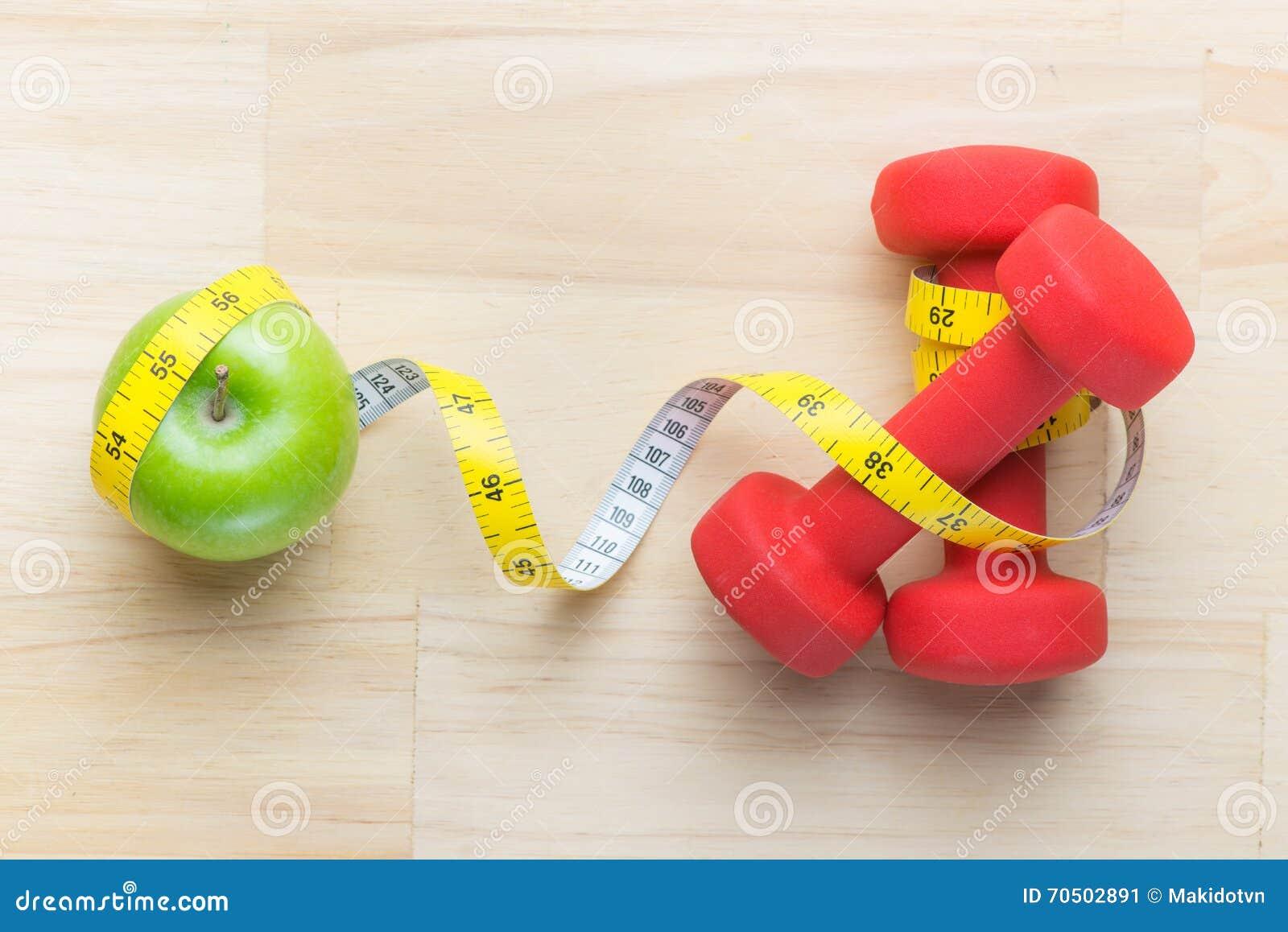 Perdida de peso por pesas