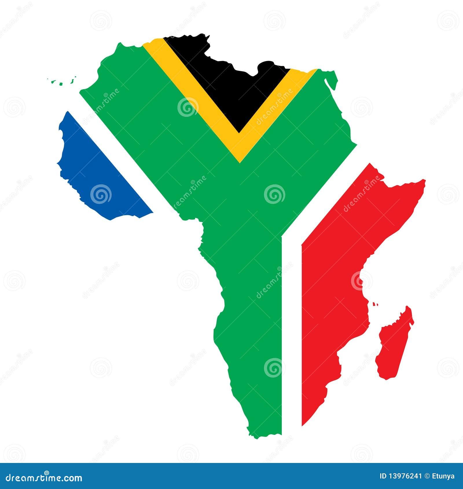 Concepto de Suráfrica