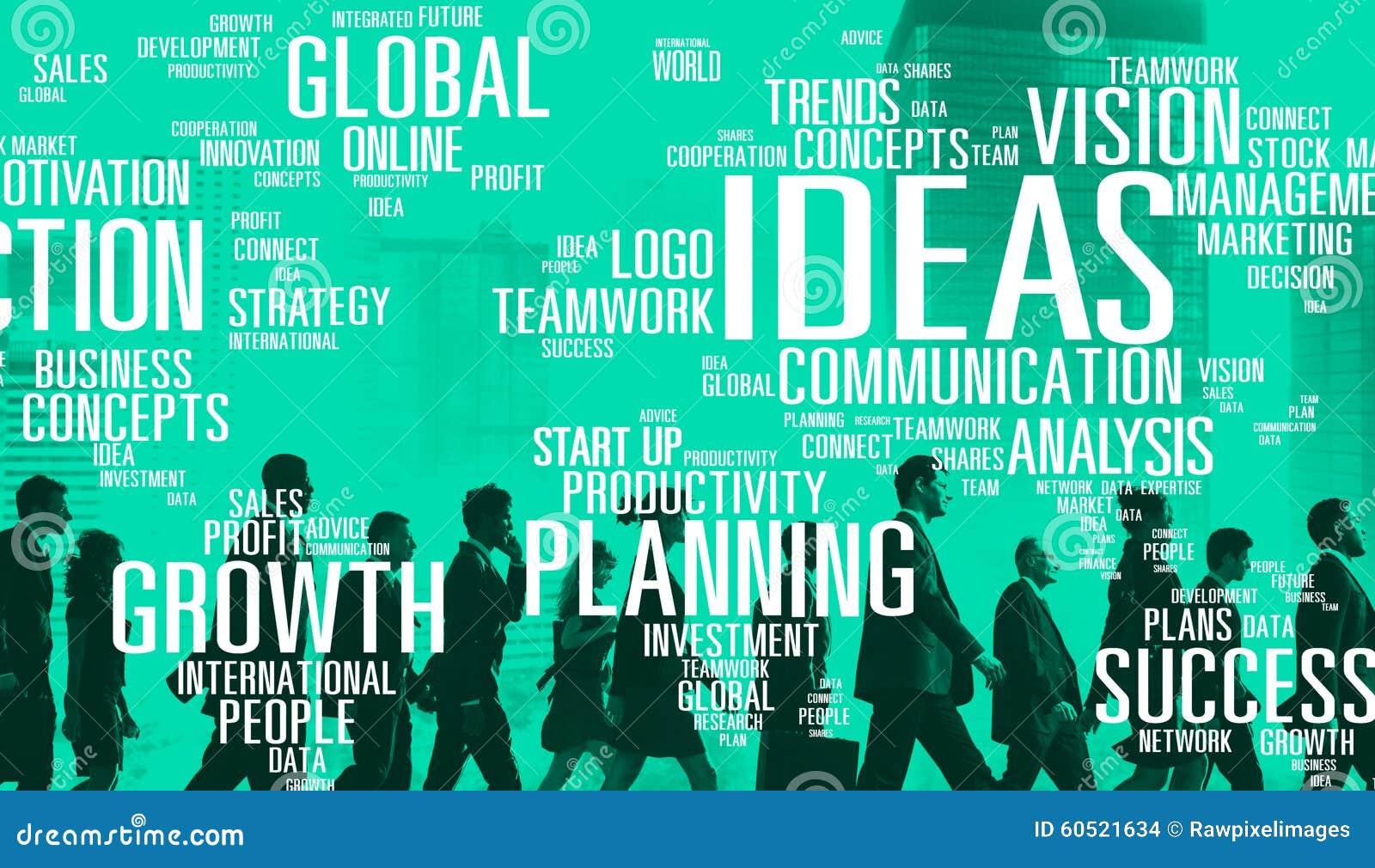 Concepto de Vision de la inspiración del conocimiento de la creatividad de la innovación de las ideas