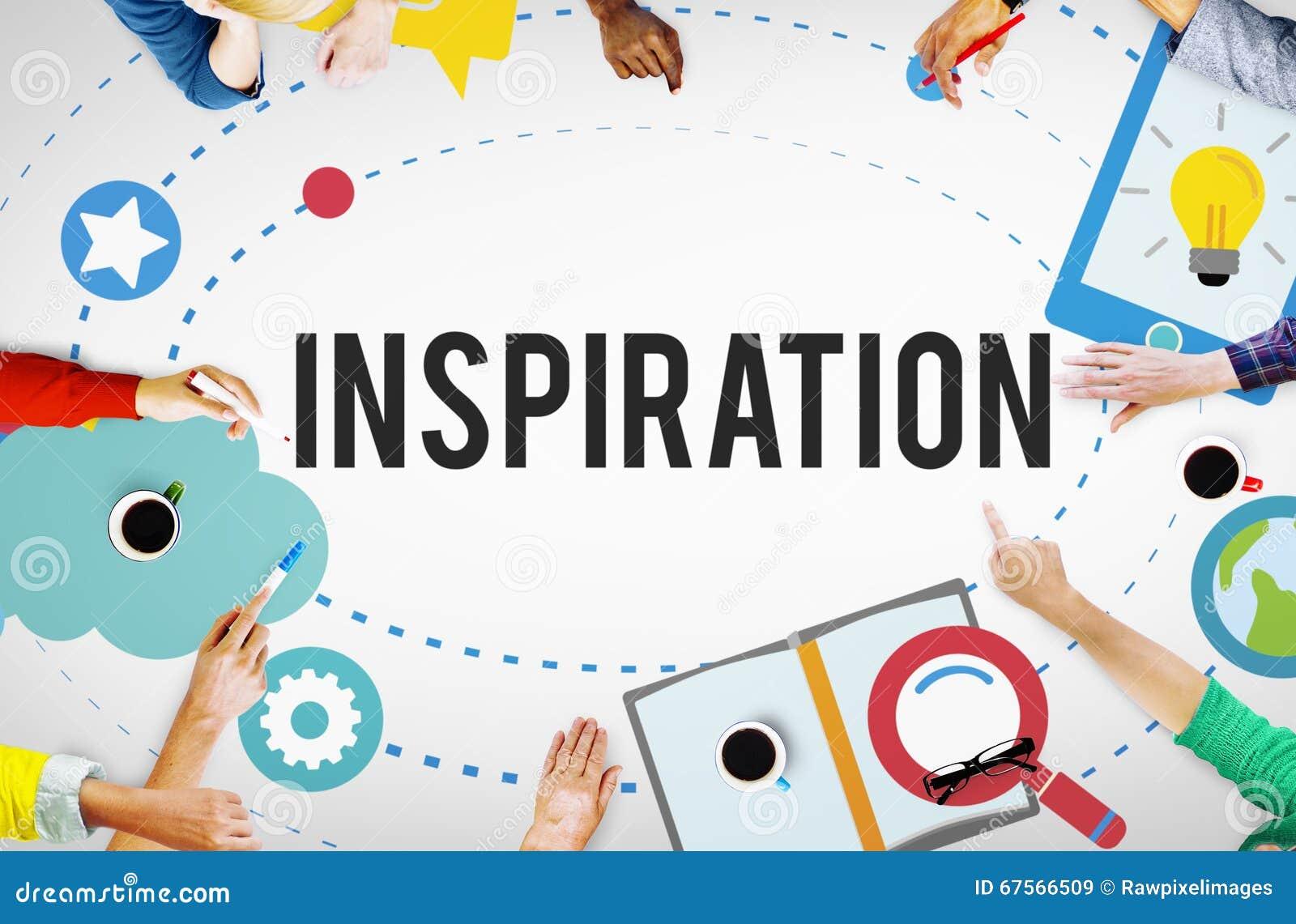 Concepto de Vision de las ideas de la creatividad de la innovación de la inspiración