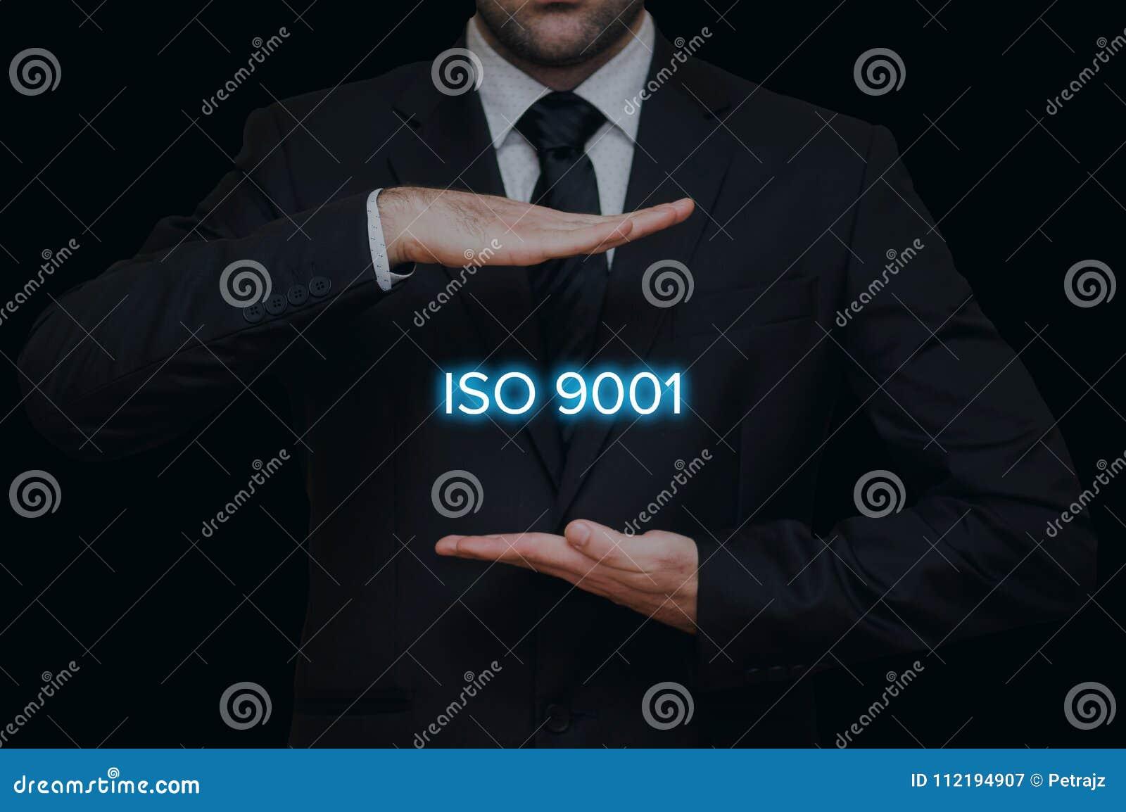 Concepto del estándar del ISO 9001