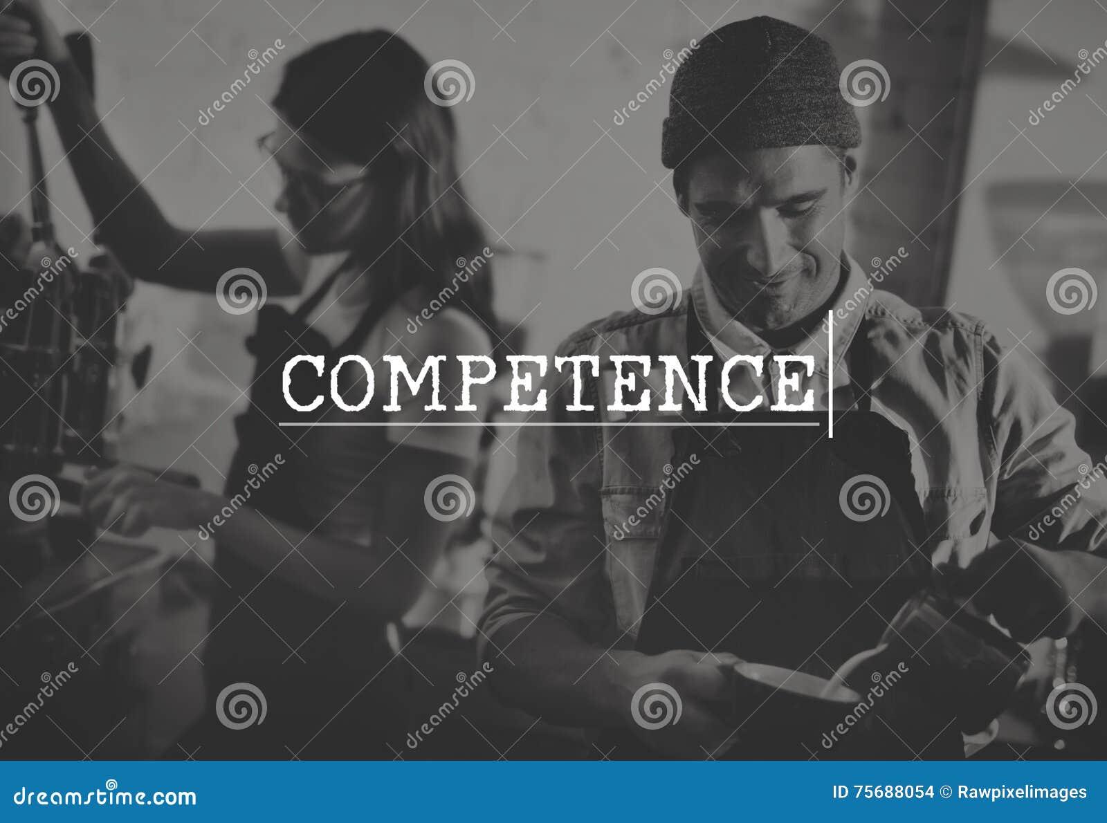 Concepto del funcionamiento de la experiencia del talento de la habilidad de la capacidad de la capacidad