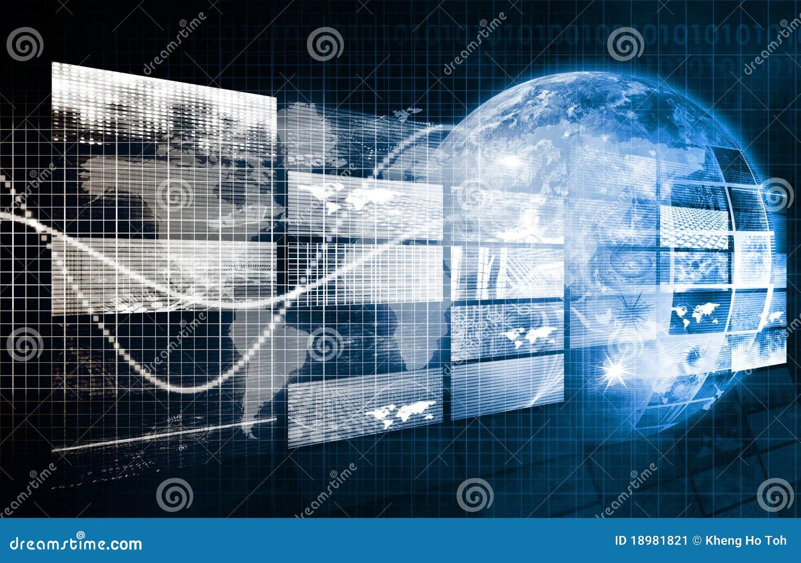 Concepto del Internet