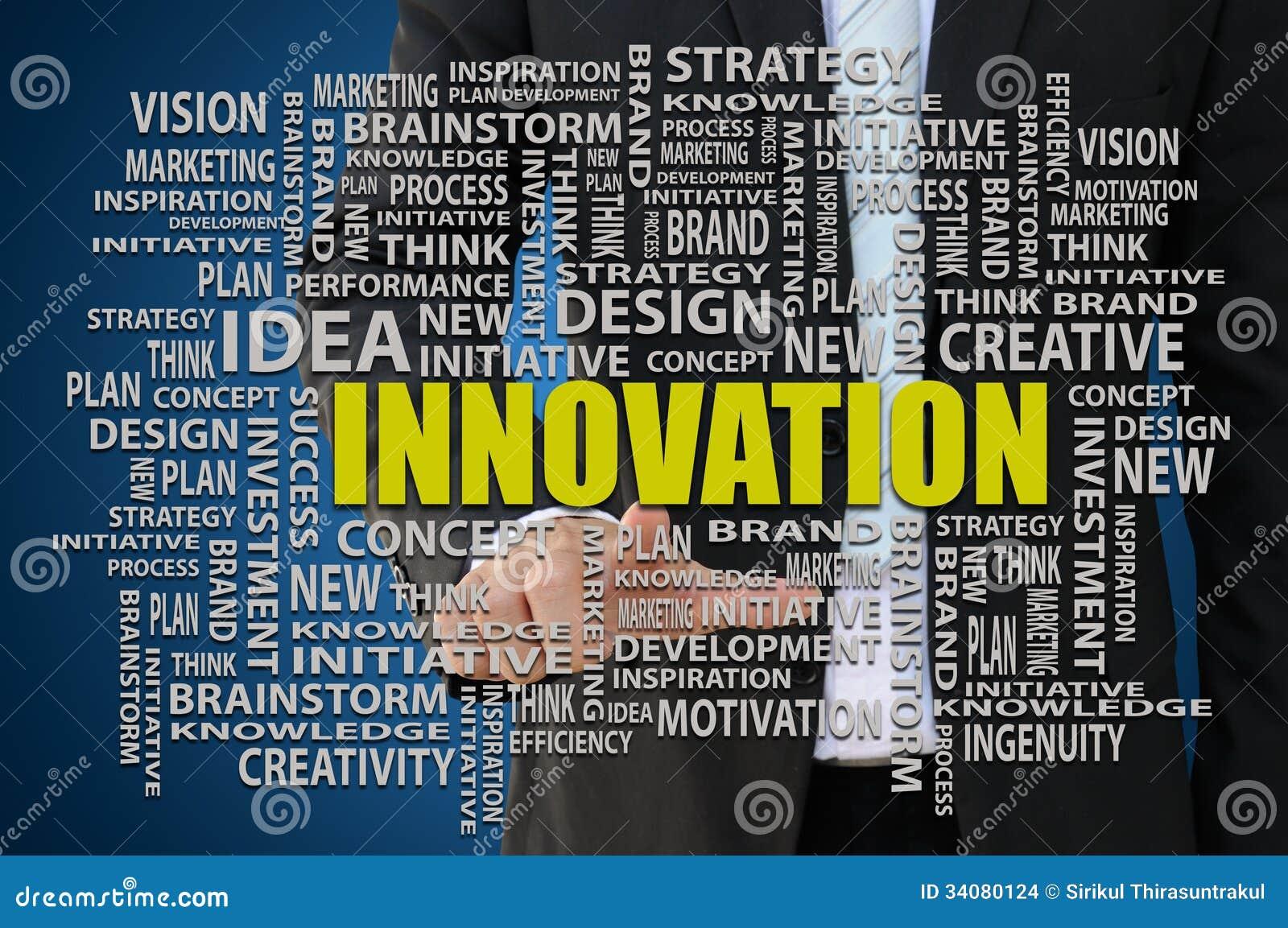 Concepto del negocio de la innovación