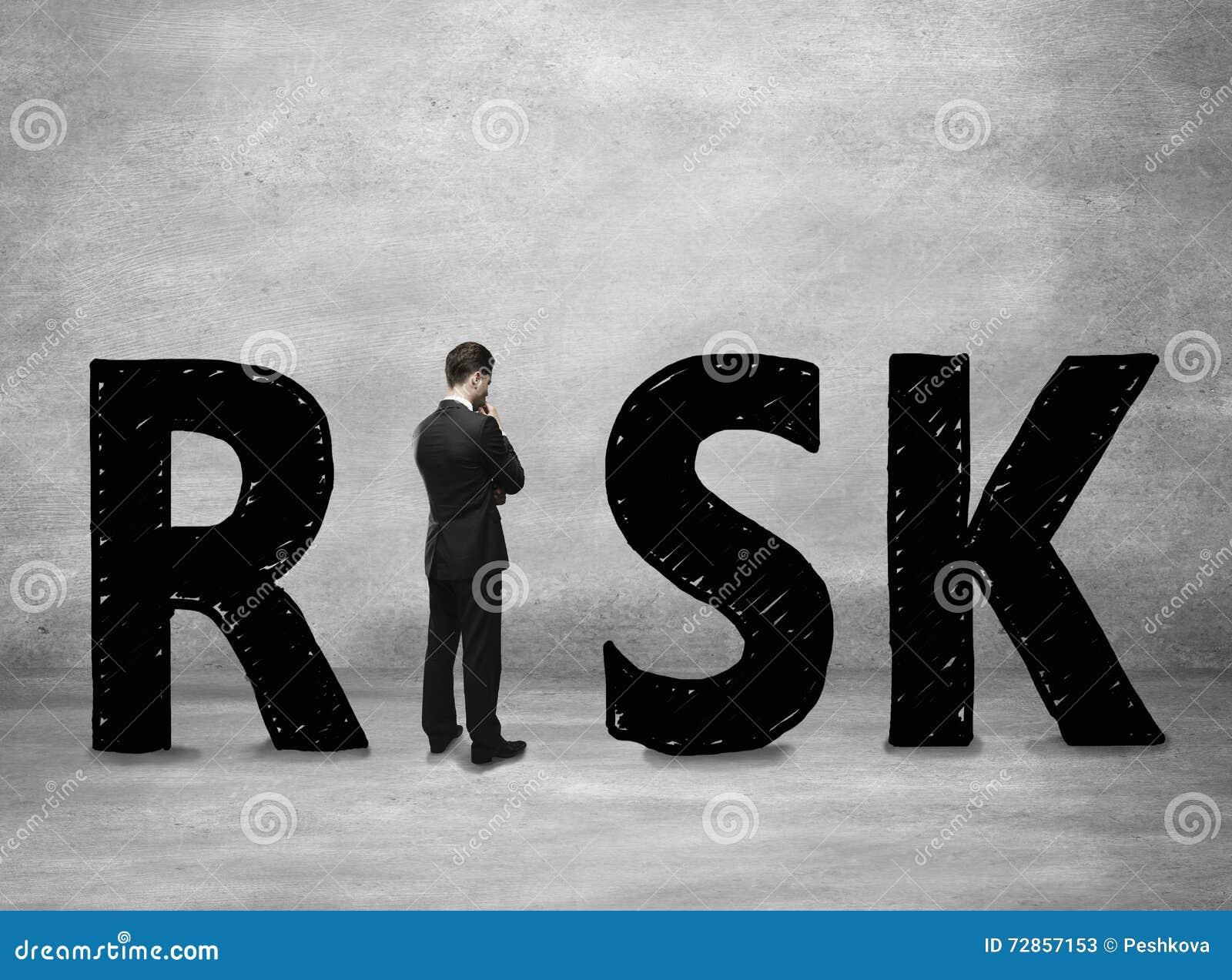 Concepto del riesgo de asunto