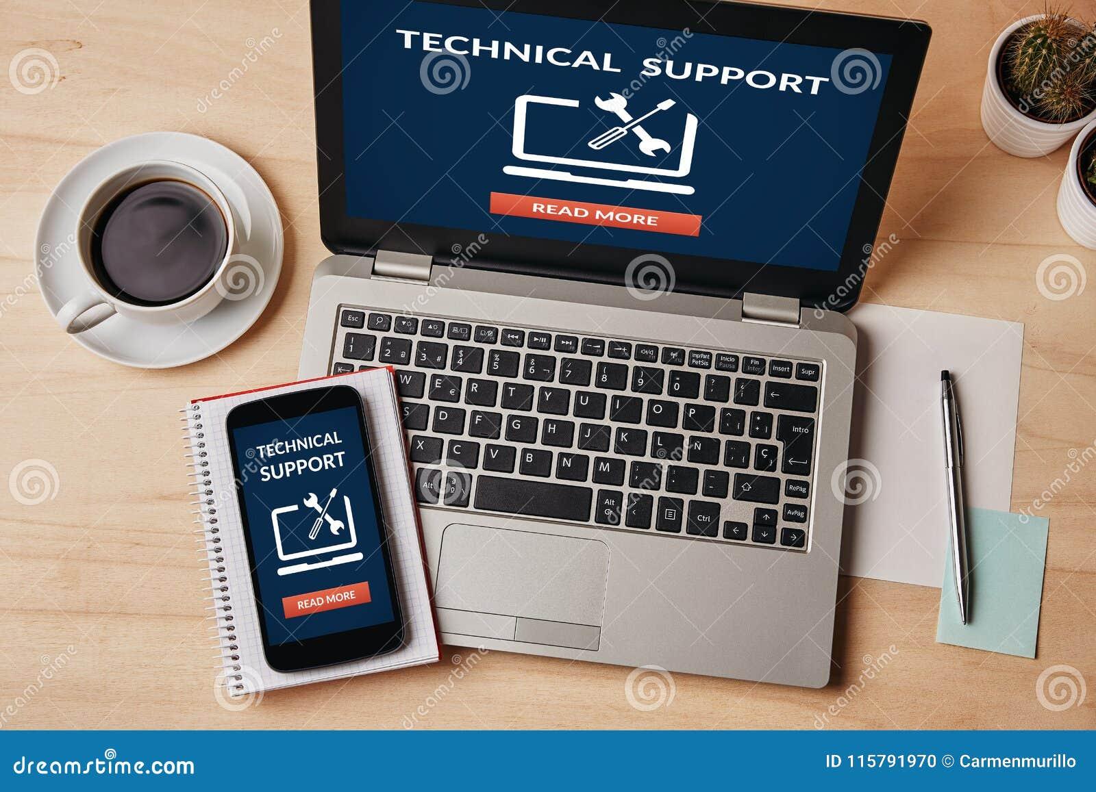 Todo sobre soporte tecnico