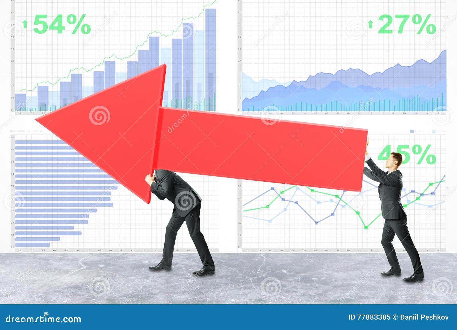 Concepto Del Trabajo En Equipo Y Del éxito Stock de ilustración