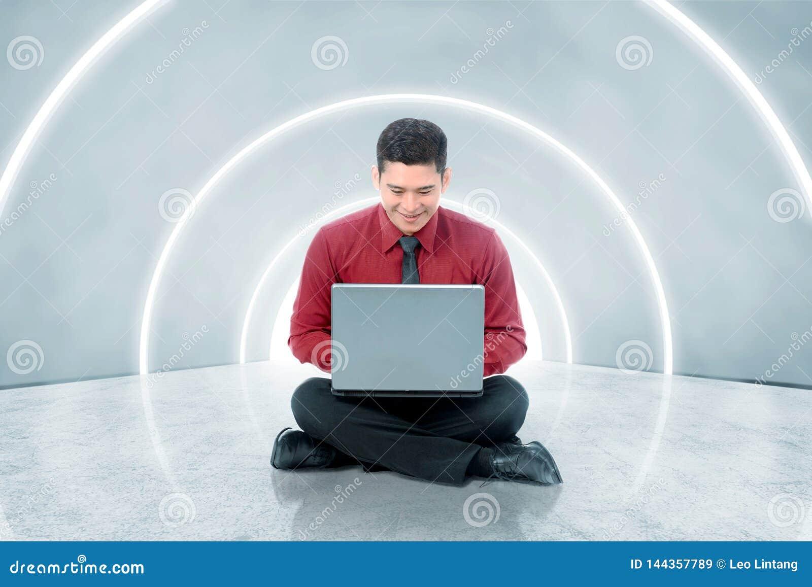 Concepto futuro de la tecnolog?a