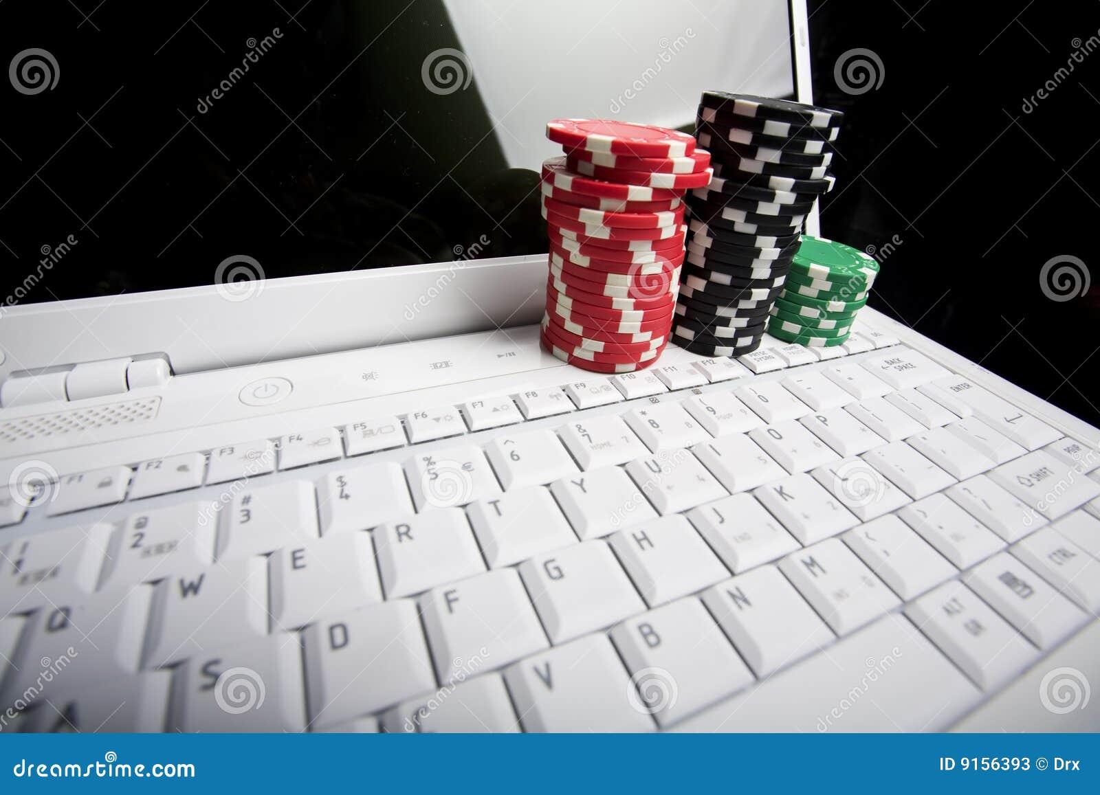Concepto - póker en línea
