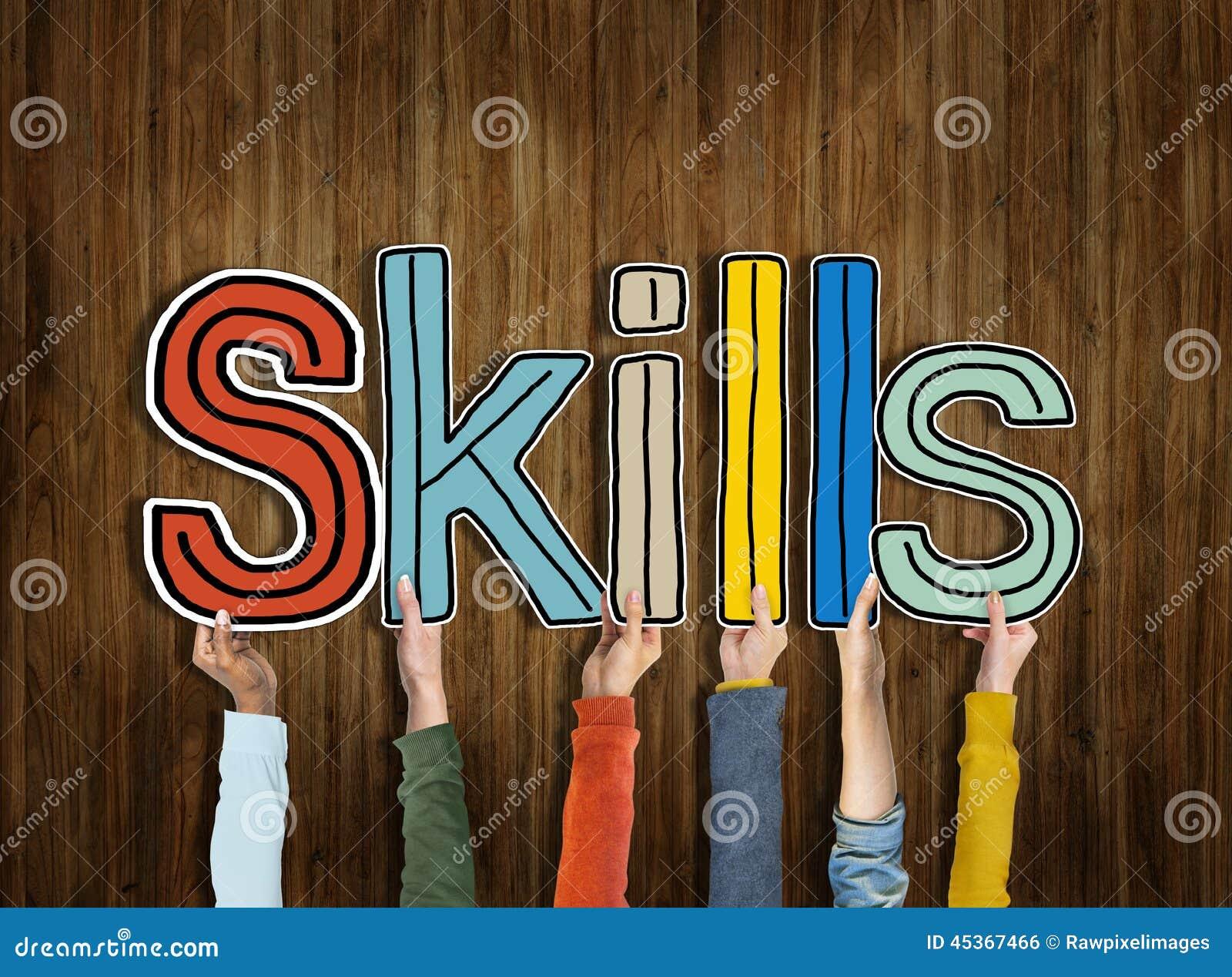 Concepts de Word de qualifications