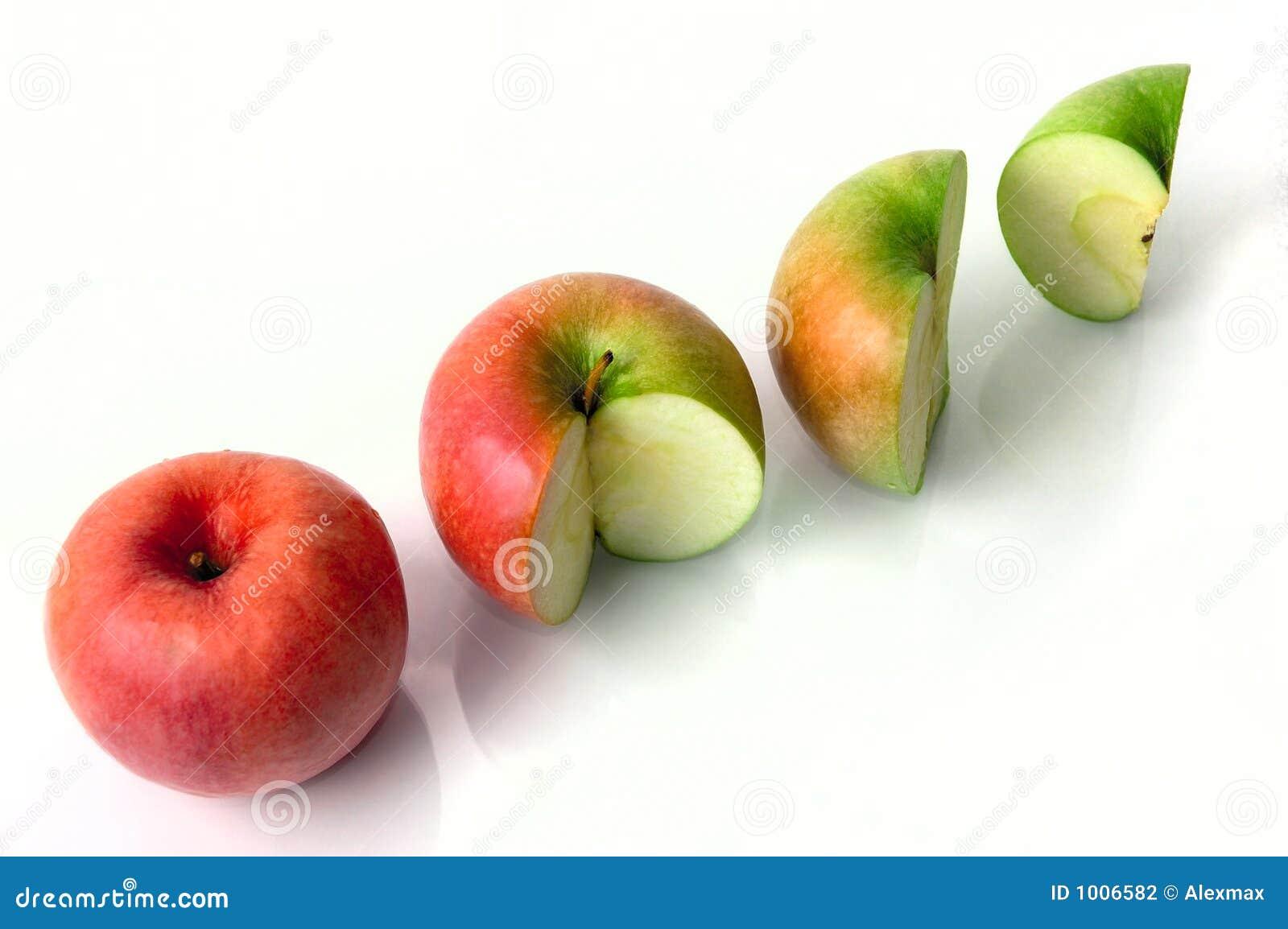 Conceptual apples