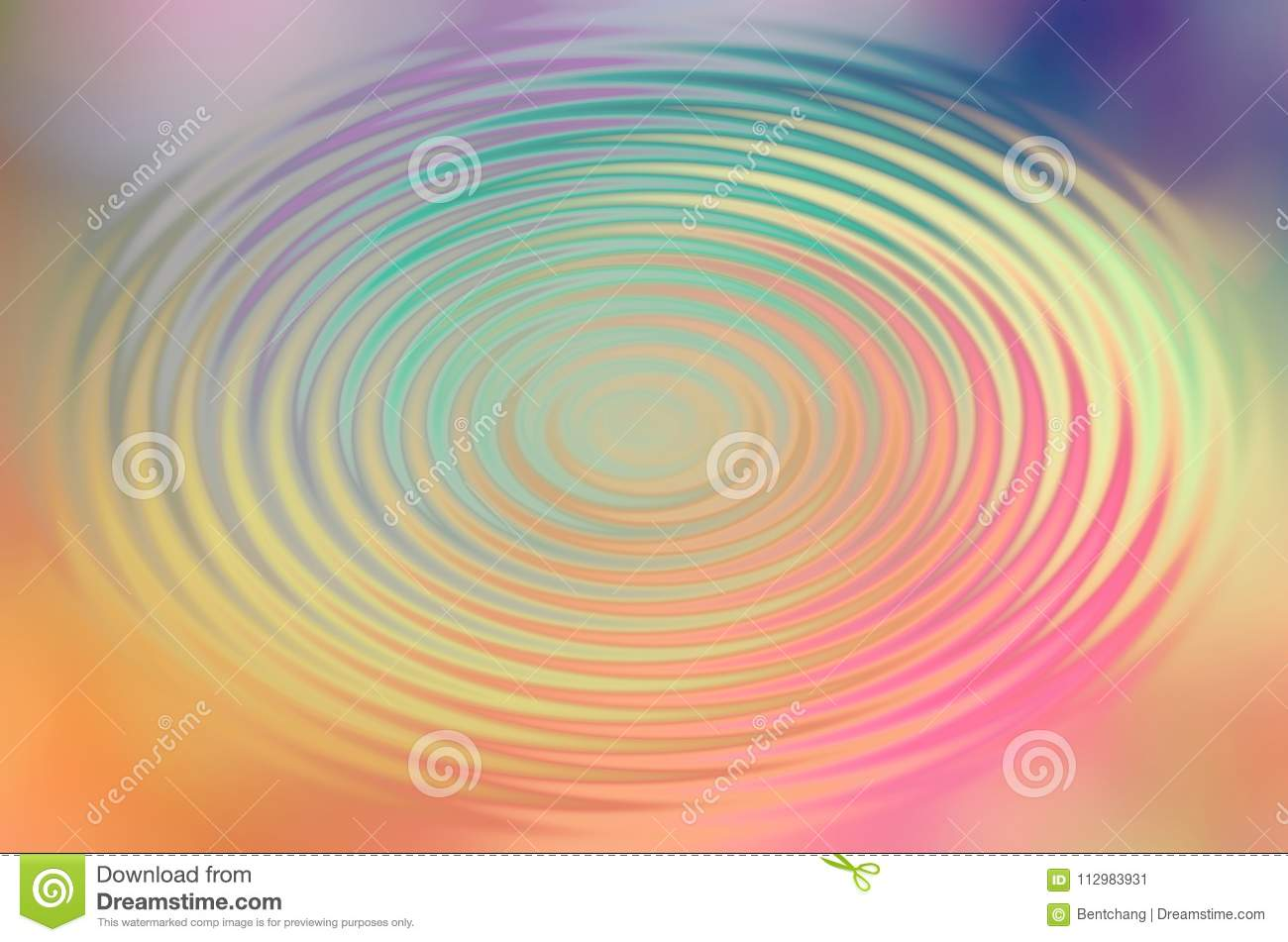 Conceptual background motion for design or texture. Blur, dream, painting, dreamy & close-up.
