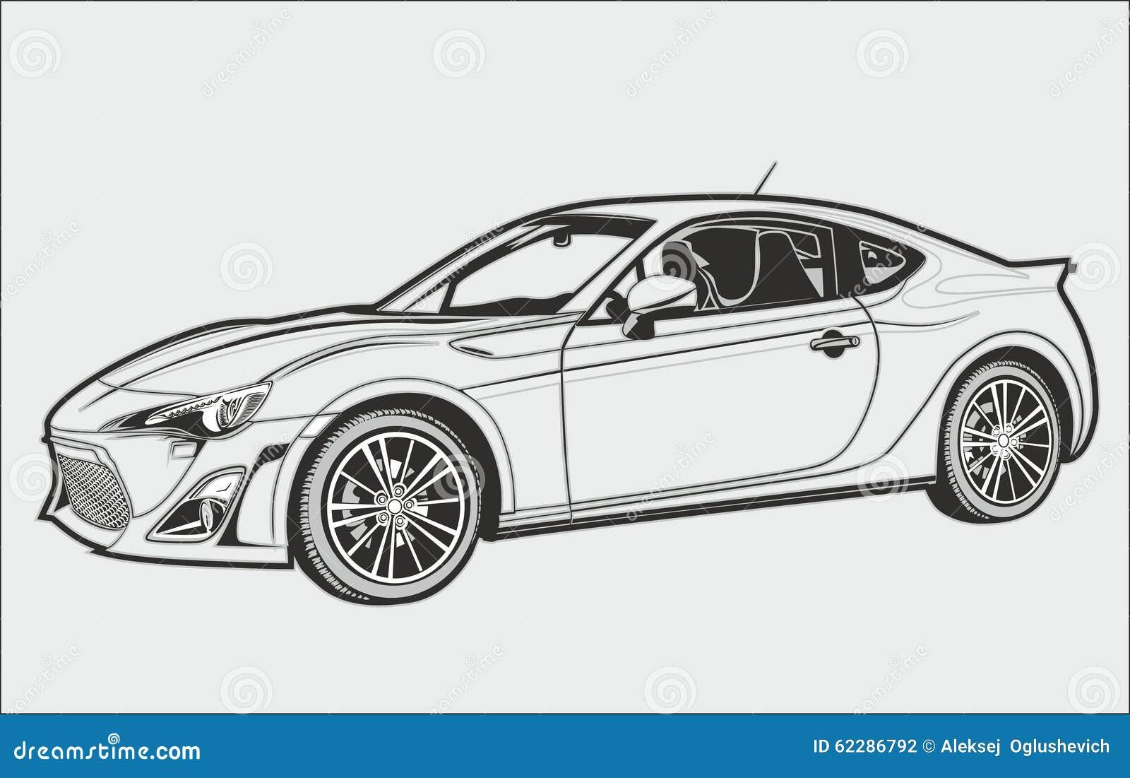 The conceptual car