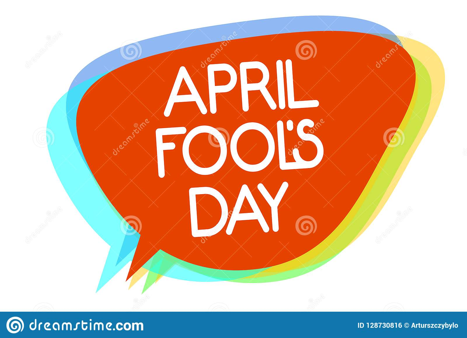 Conceptual hand writing showing April Fool s is Day. Business photo showcasing Practical jokes humor pranks Celebration