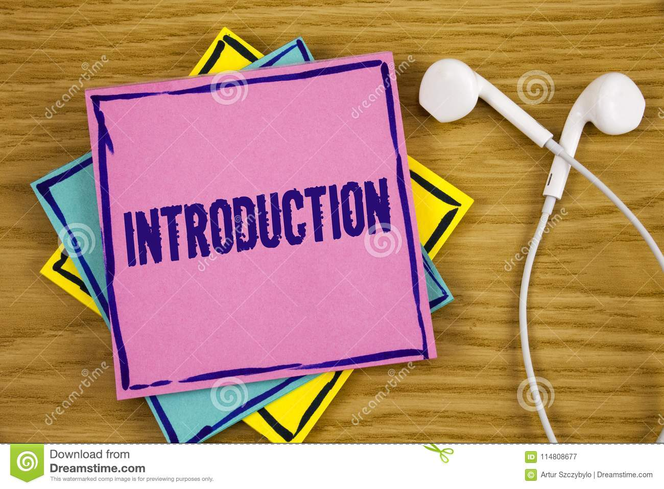 induction in writing