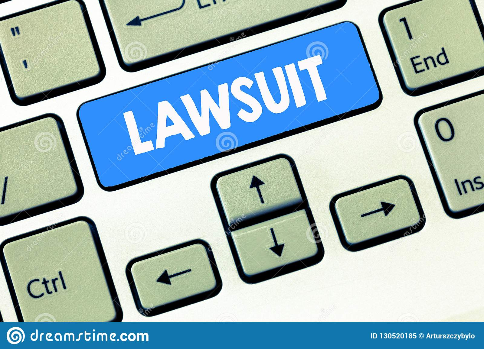 Conceptual Hand Writing Showing Lawsuit  Business Photo Text Claim