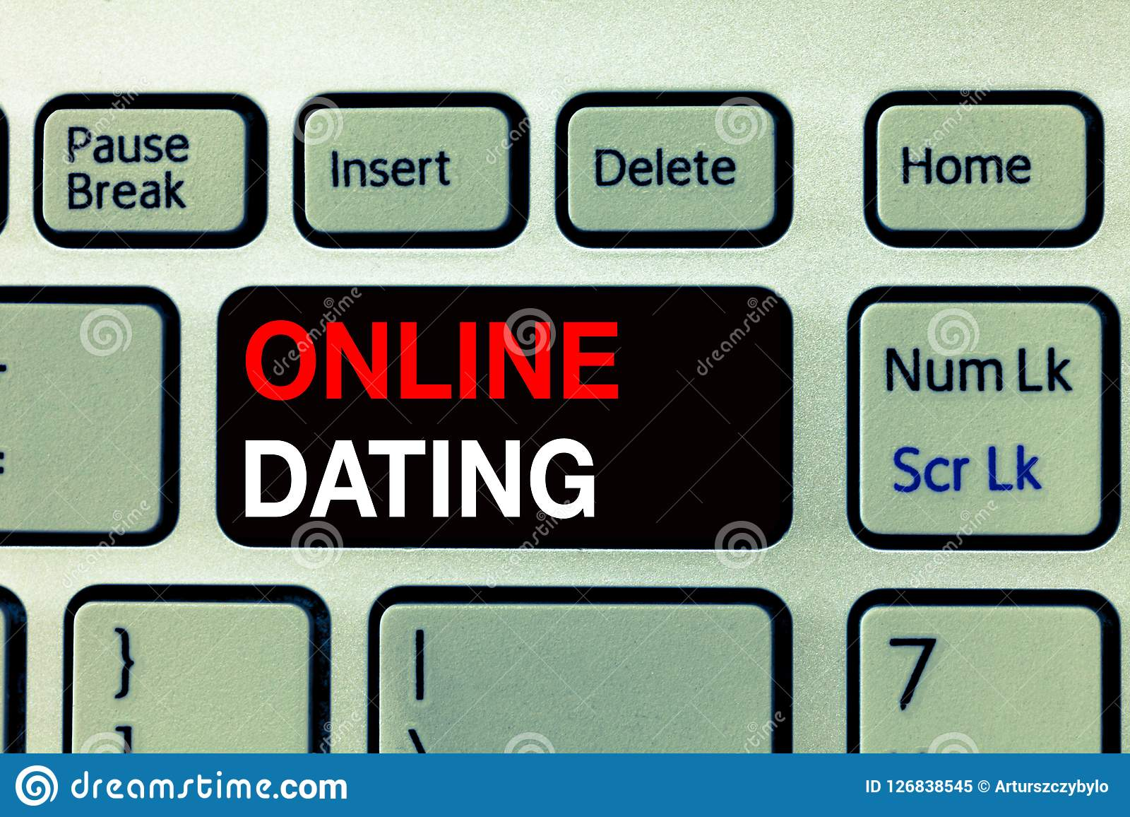 pause dating