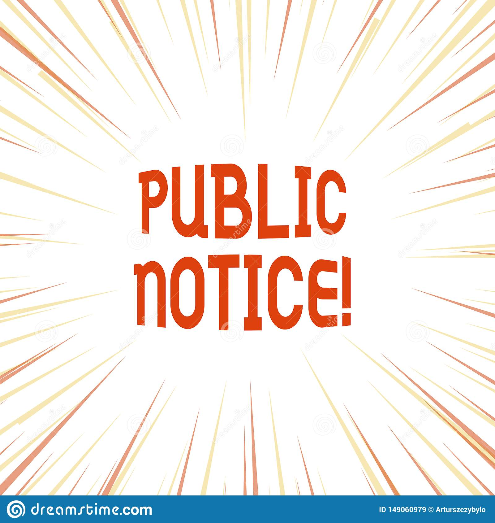 Post It Clipart Public Notice - Png Download - Full Size Clipart (#2986706)  - PinClipart