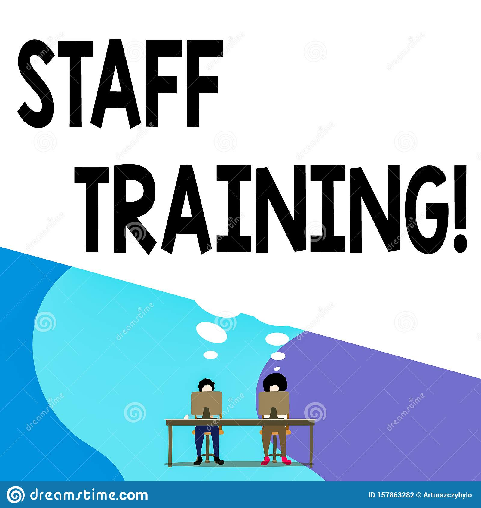 Custom writing staff