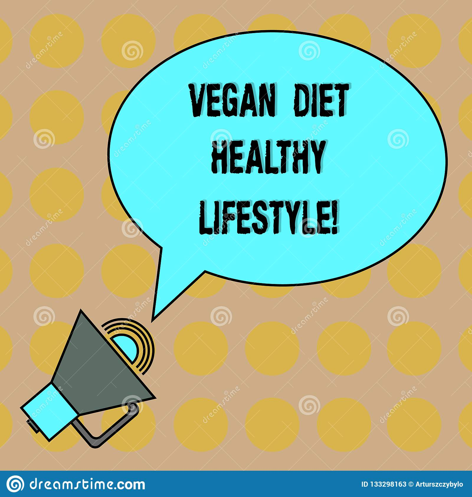 Conceptual hand writing showing Vegan Diet Healthy Lifestyle. Business photo text Healthy lifestyle eating vegetables and fruits