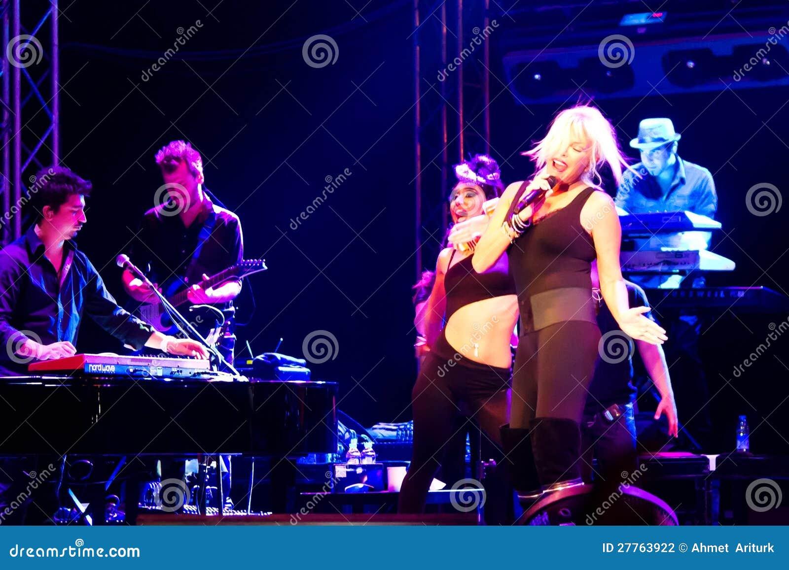 Concert d Ajda Pekkan