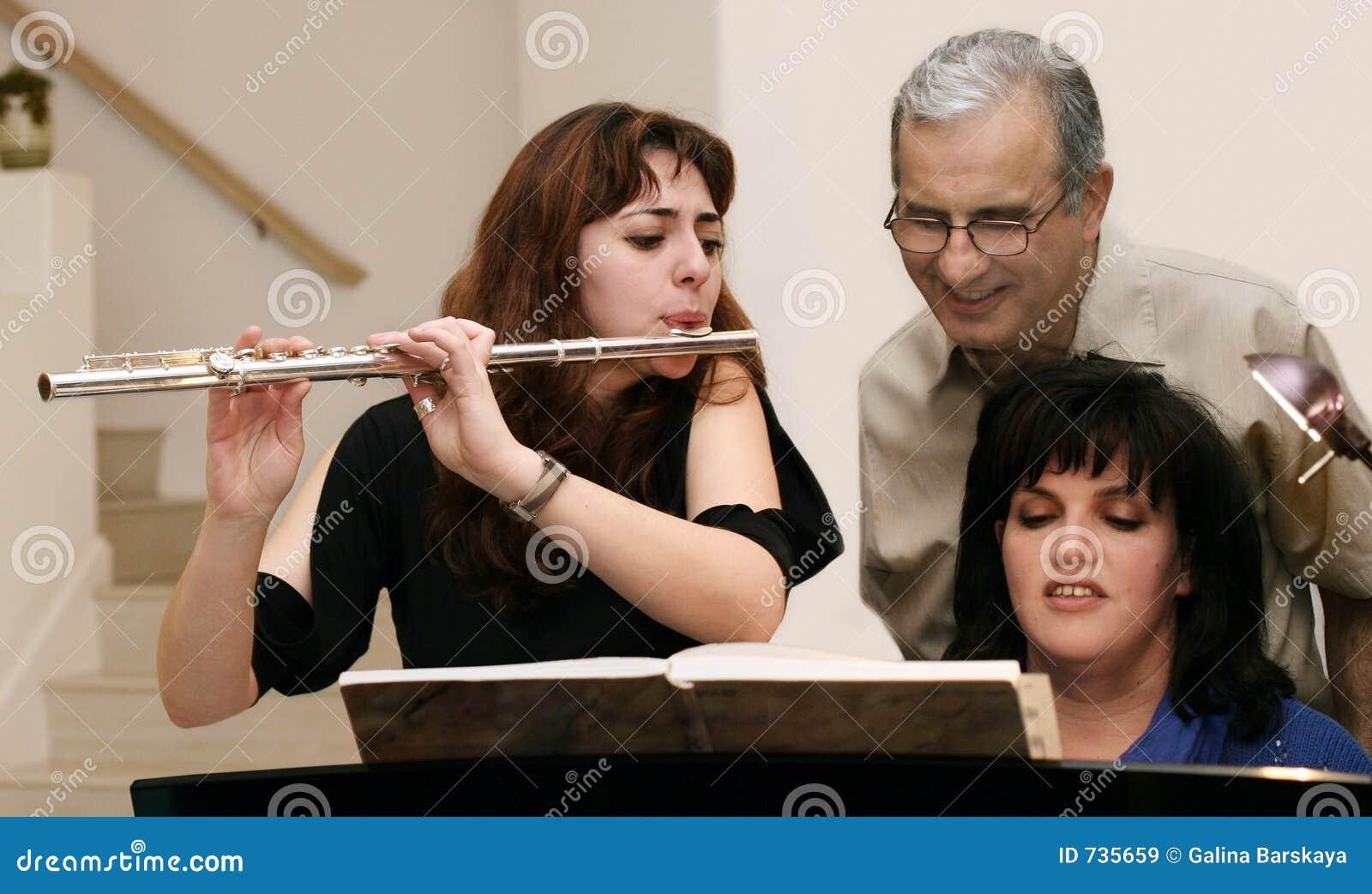 Concert de maison familiale