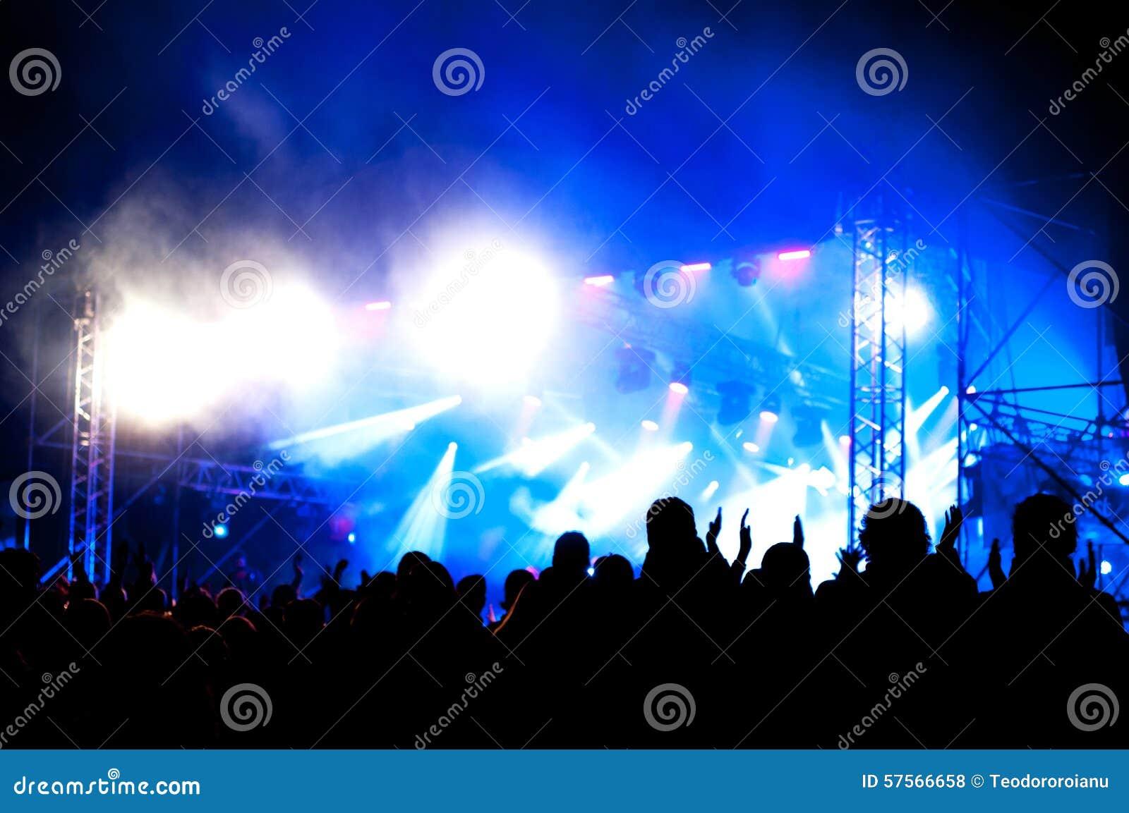 Concert extérieur