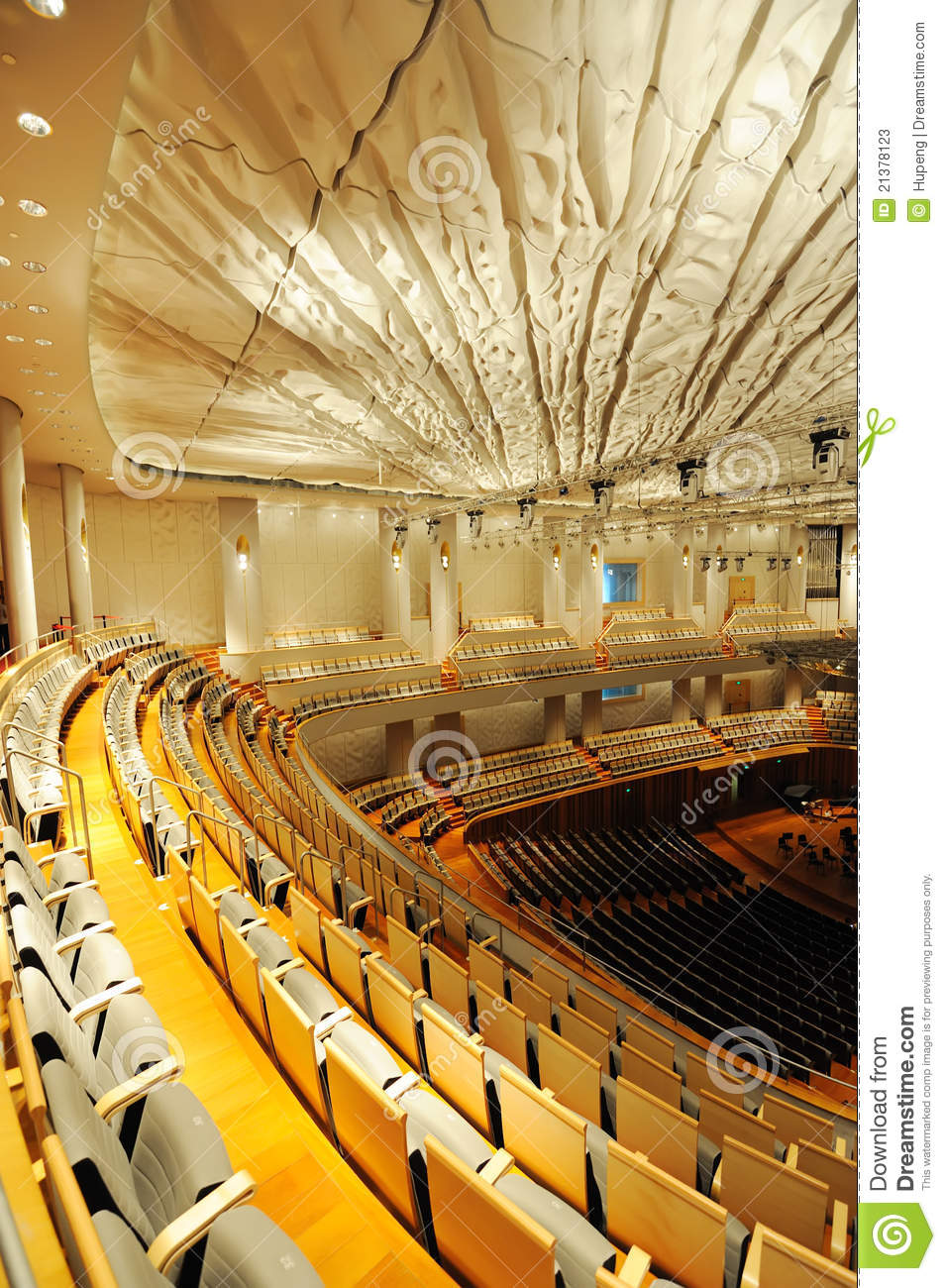Concert hall of china national grand theater editorial for National centre for the performing arts architecture