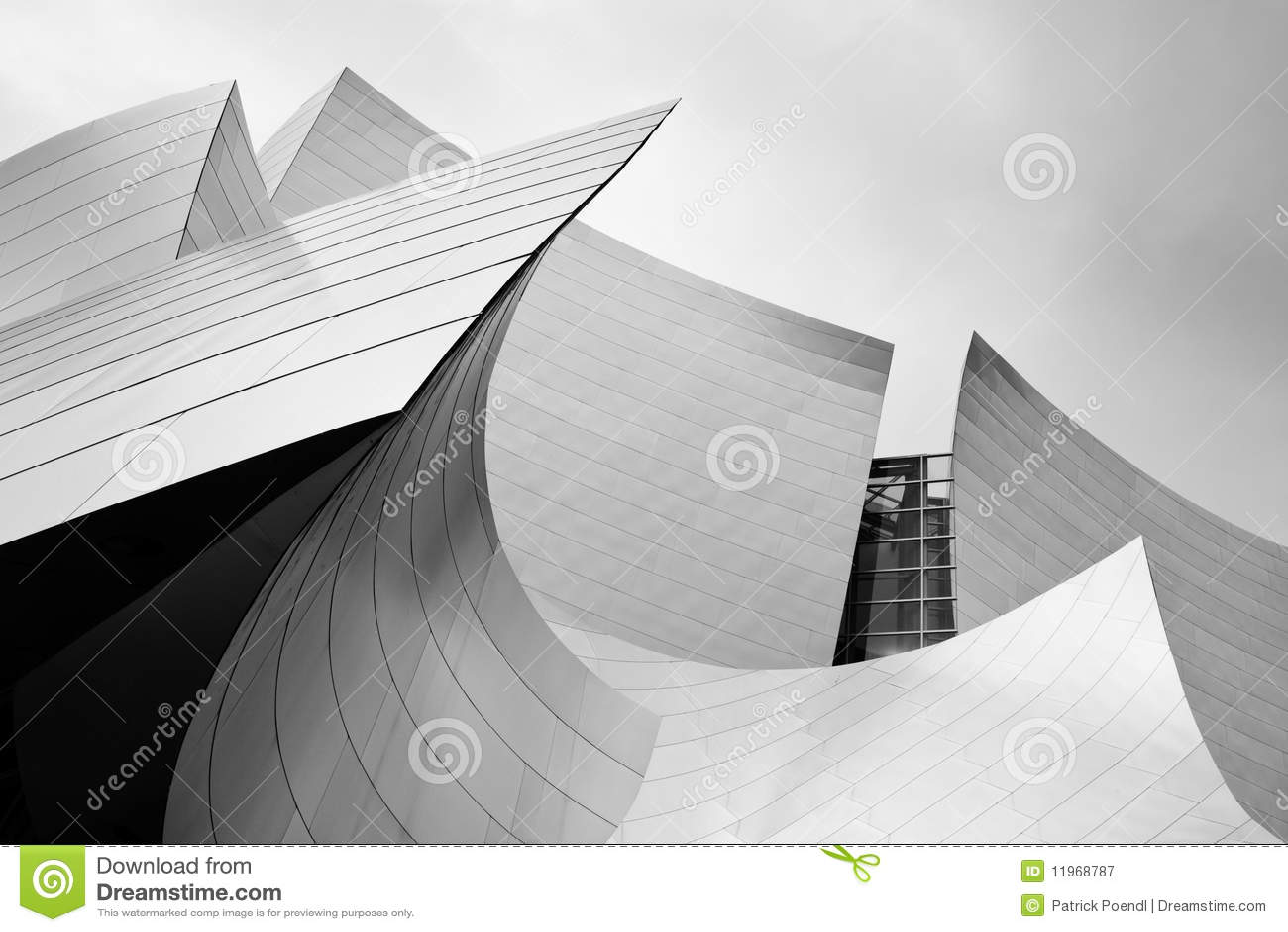 Concert Hall, Los Angeles, California