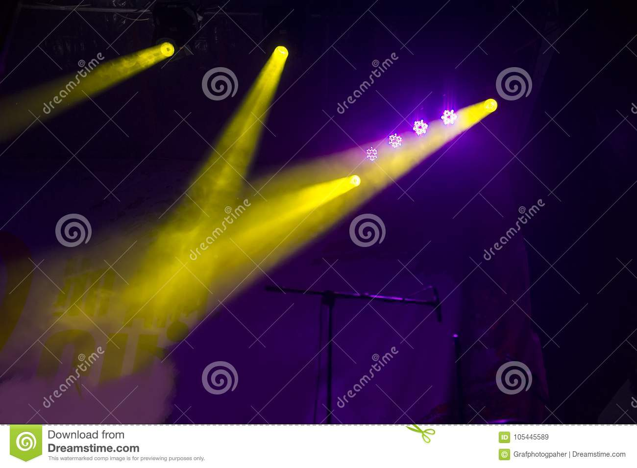 Concert Stage.Stage Lights. Colorful Background Of Stage Lights ... for Concert Stage Lights Background  173lyp