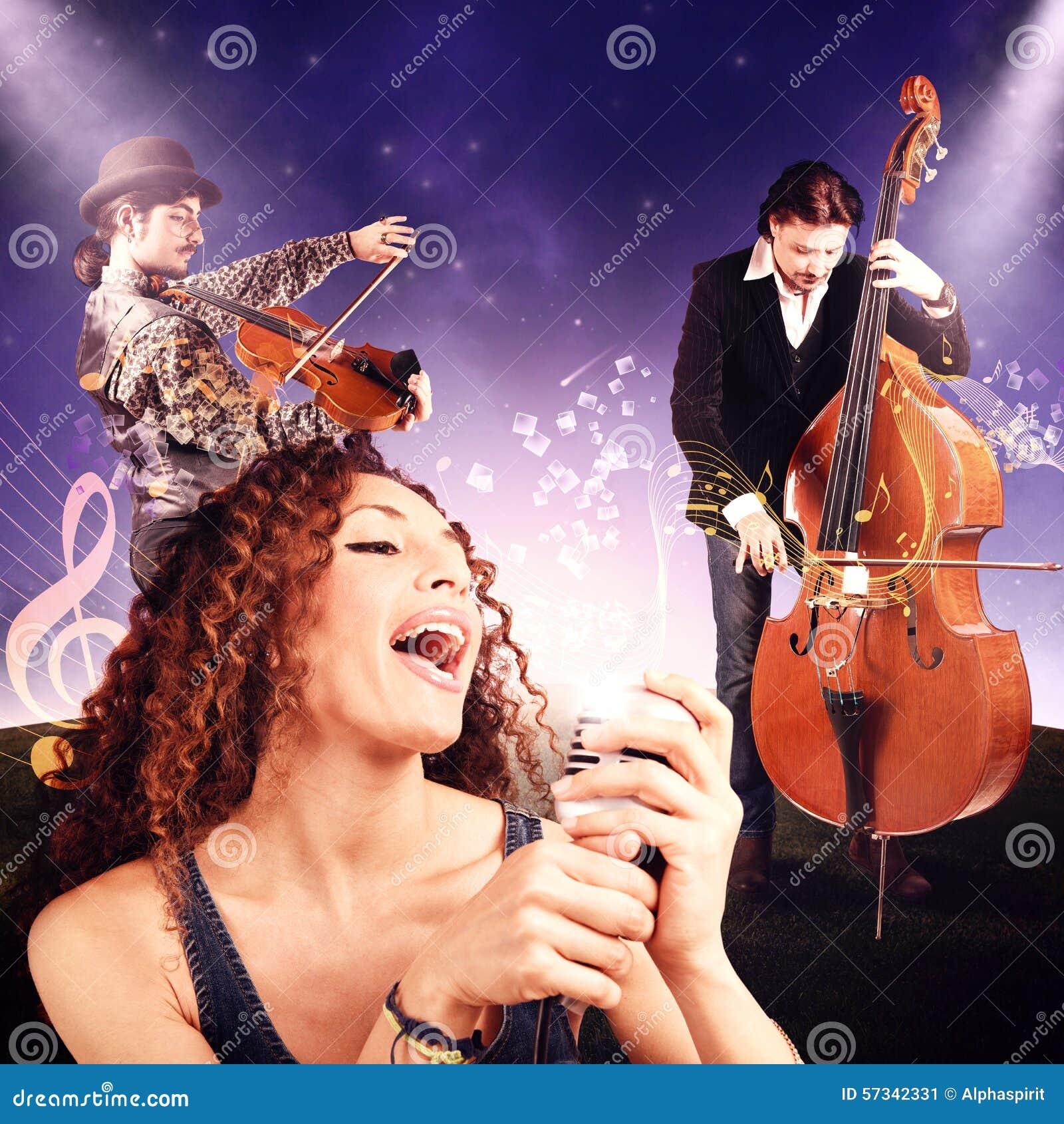 Concert Under the Stars