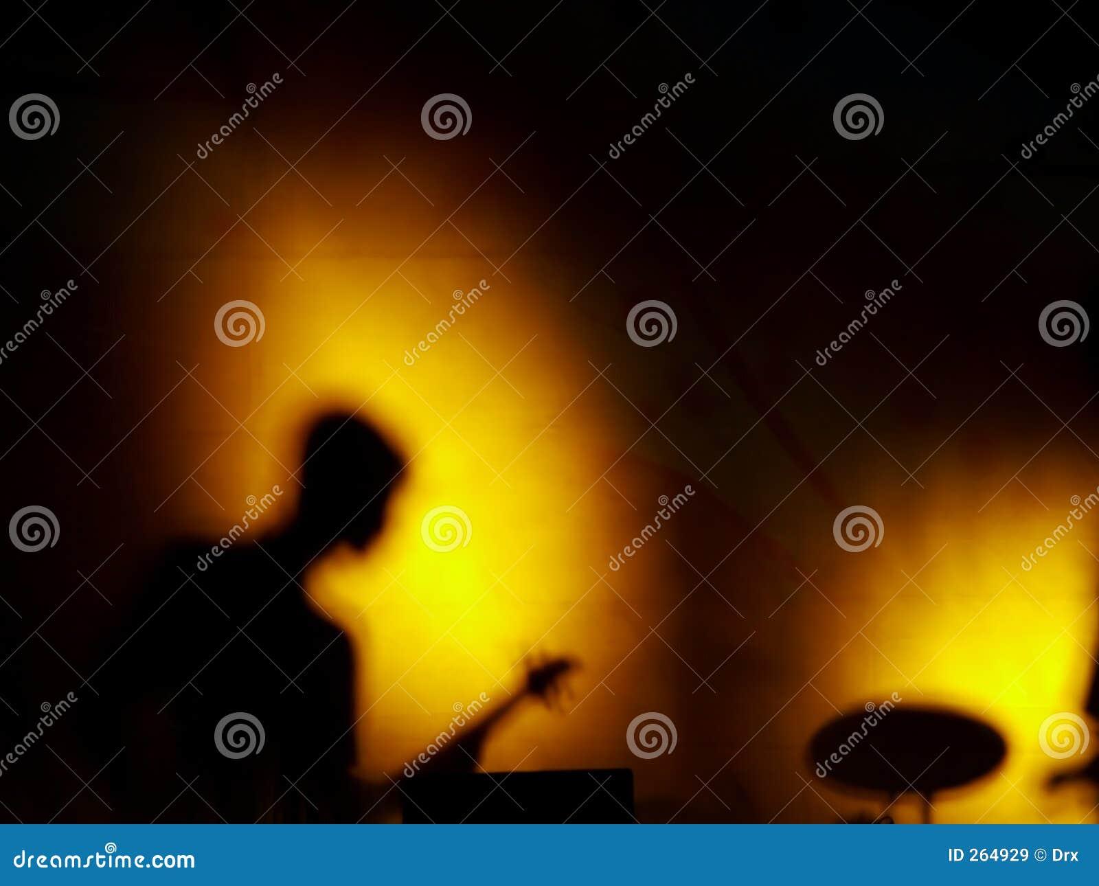 Concerto da música da sombra