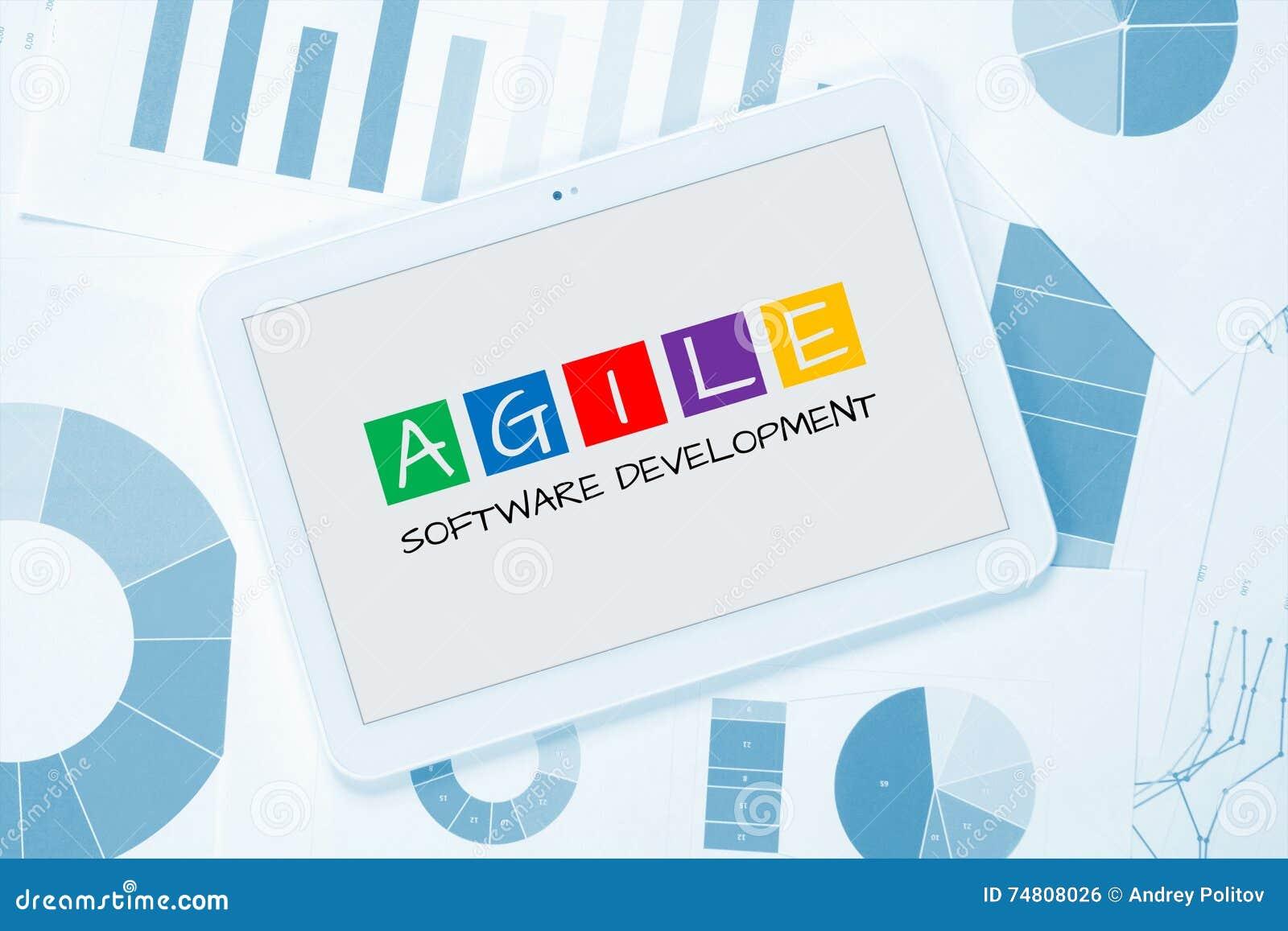 Concetto agile di sviluppo di software