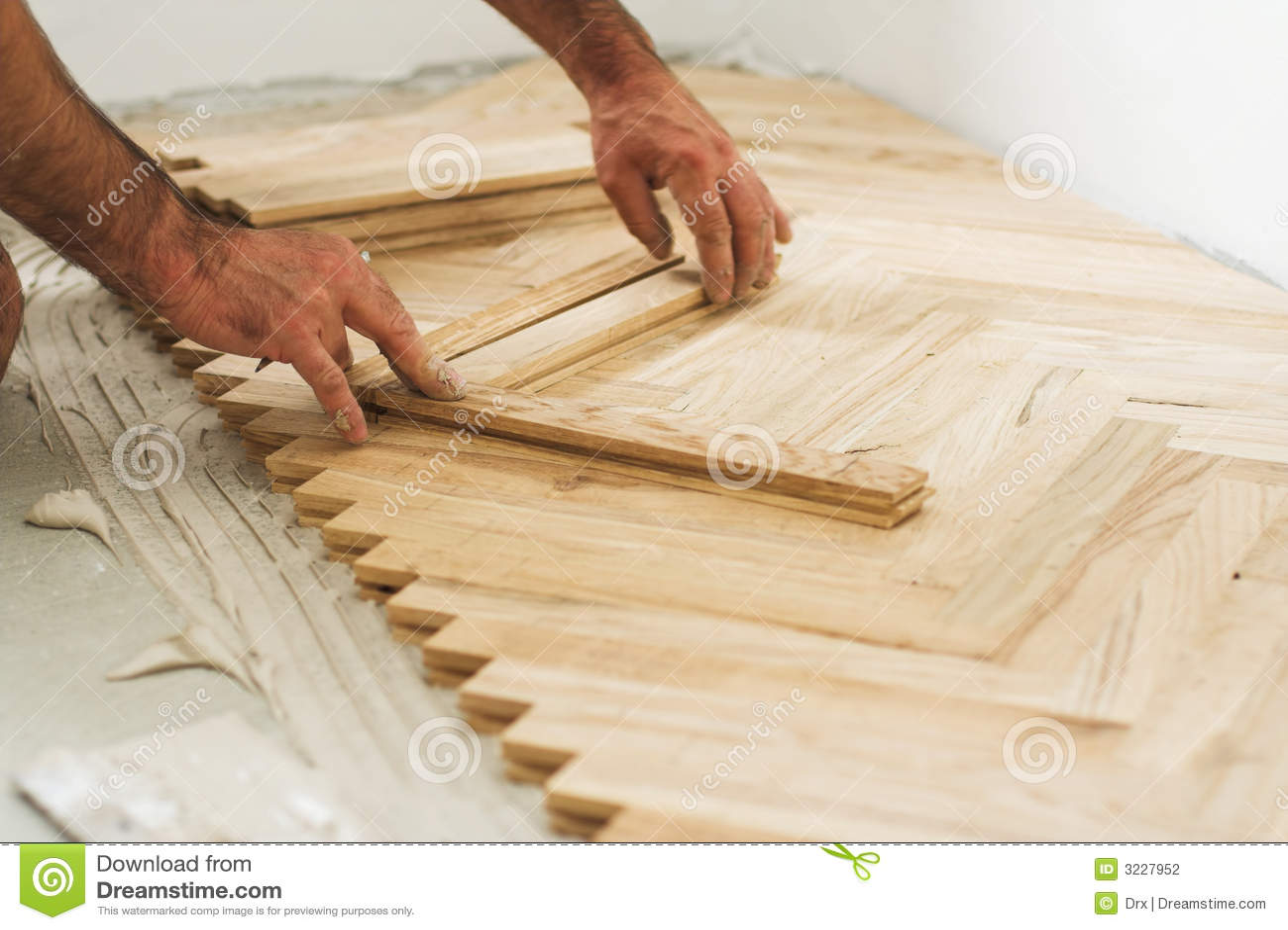 Concetto del carpentiere e del parchè