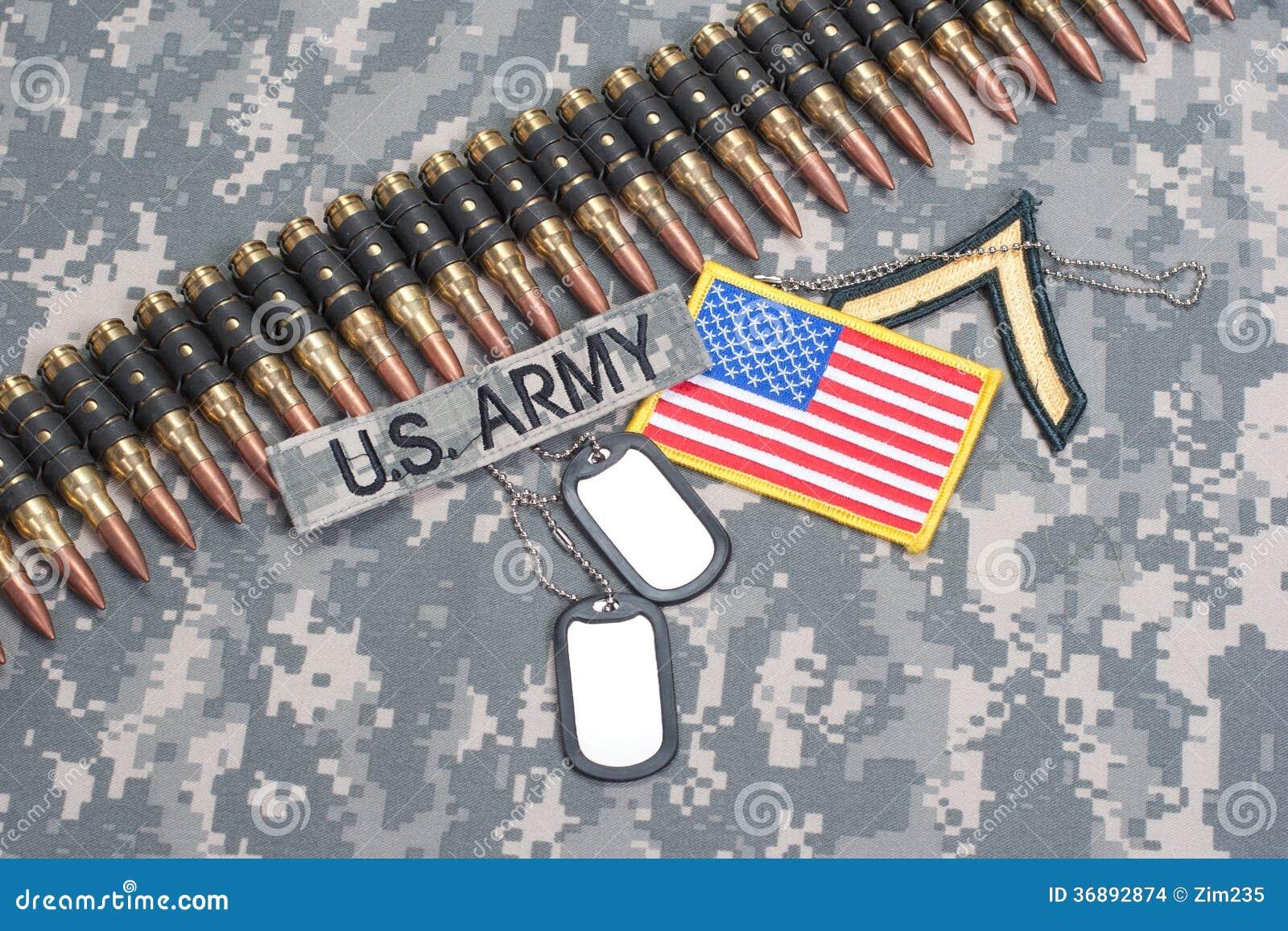 Download Concetto Dell'ESERCITO AMERICANO Con L'uniforme Fotografia Stock - Immagine di munito, nero: 36892874