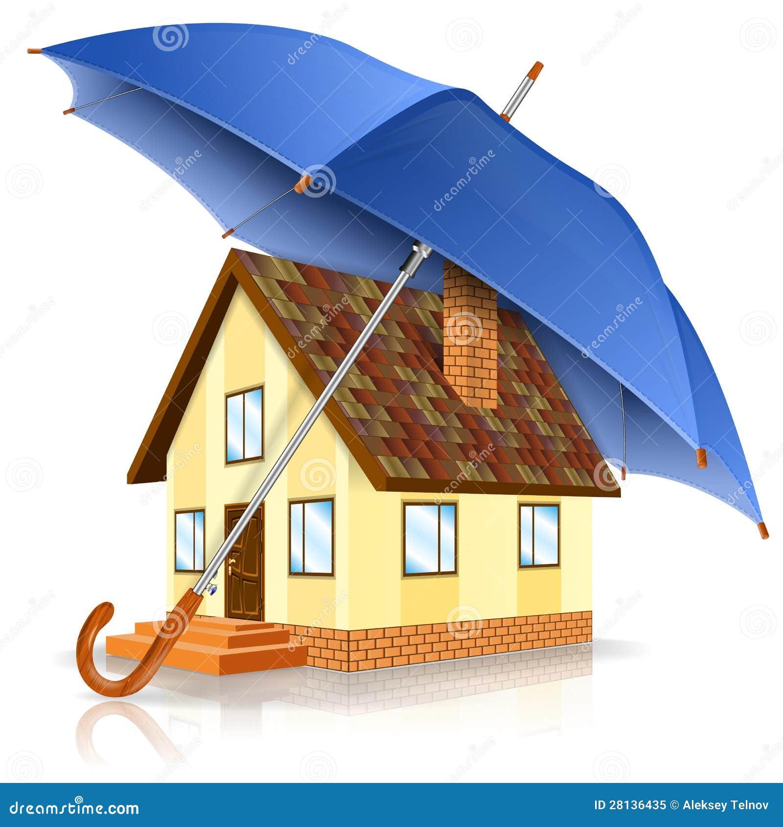 Concetto della casa sicura fotografia stock libera da for Concetto casa com