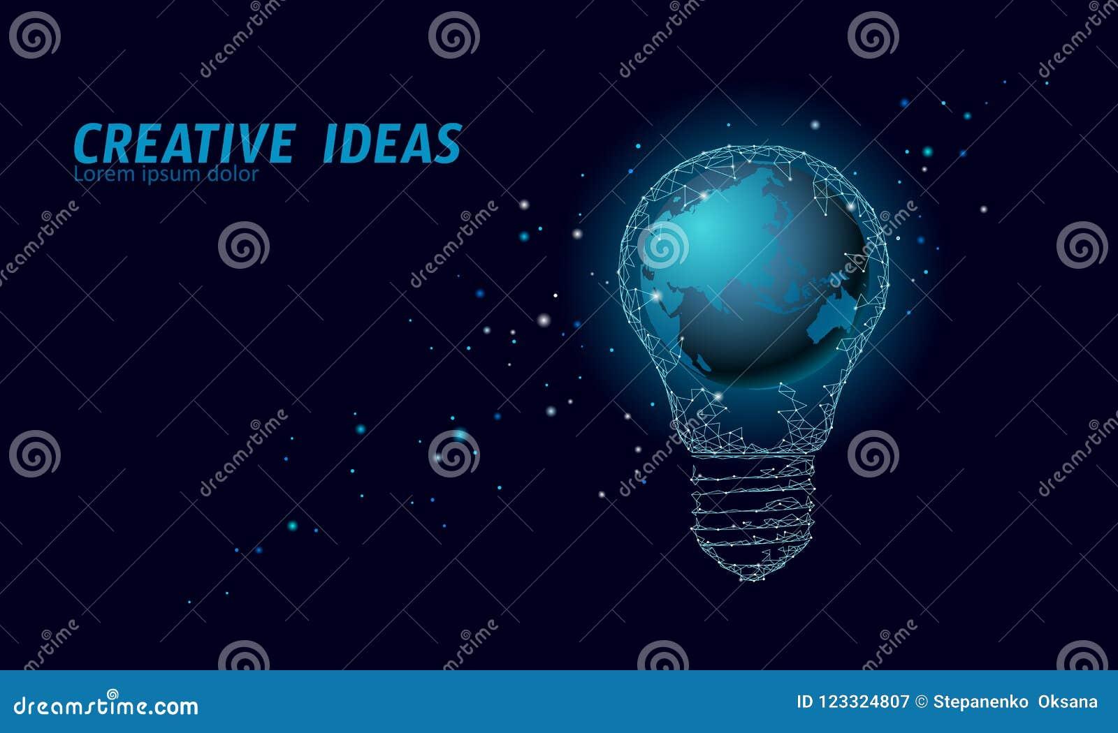 Lampade A Globo A Risparmio Energetico : Concetto della lampadina di ora della terra del mondo risparmi