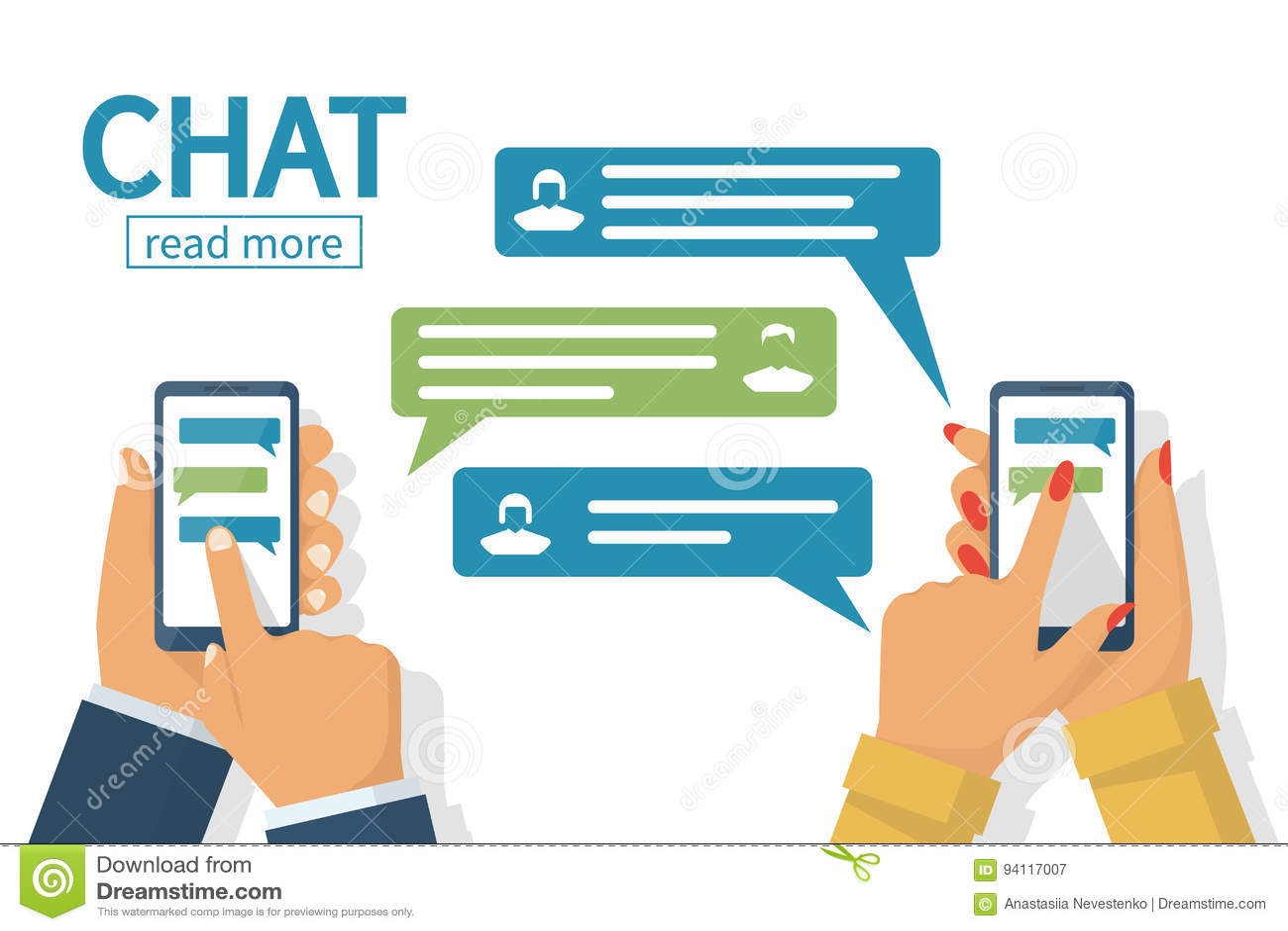 datazione SMS app