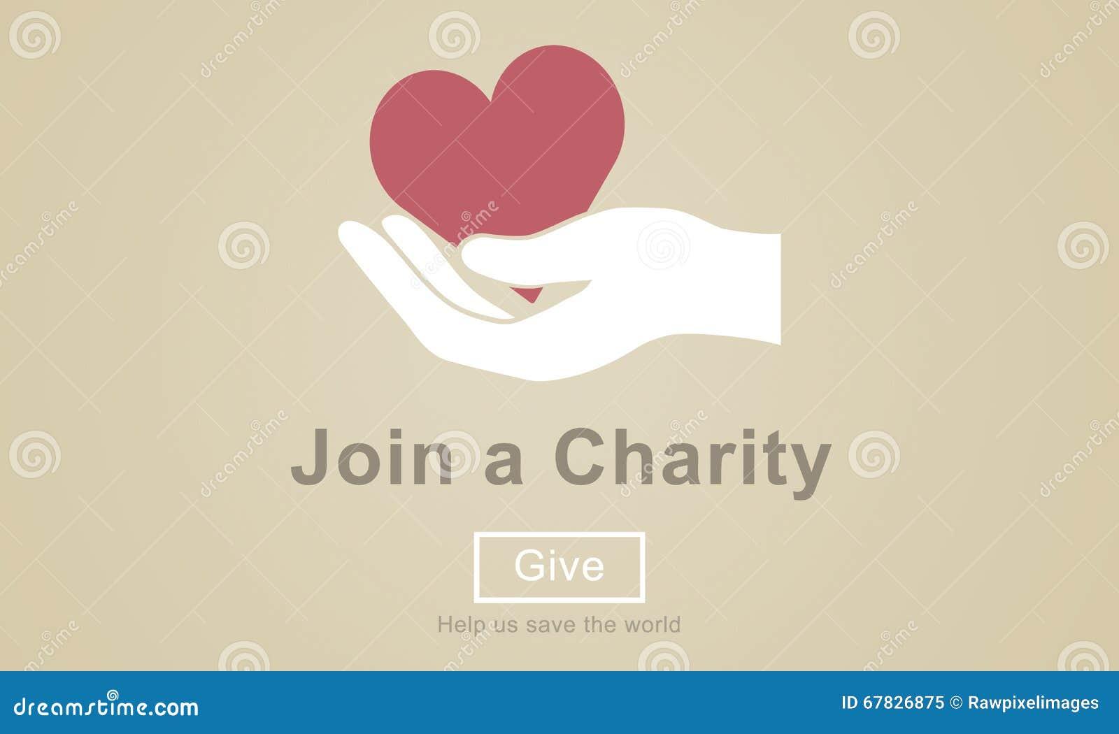 Concetto di cura di gentilezza del cuore di carità dell unire