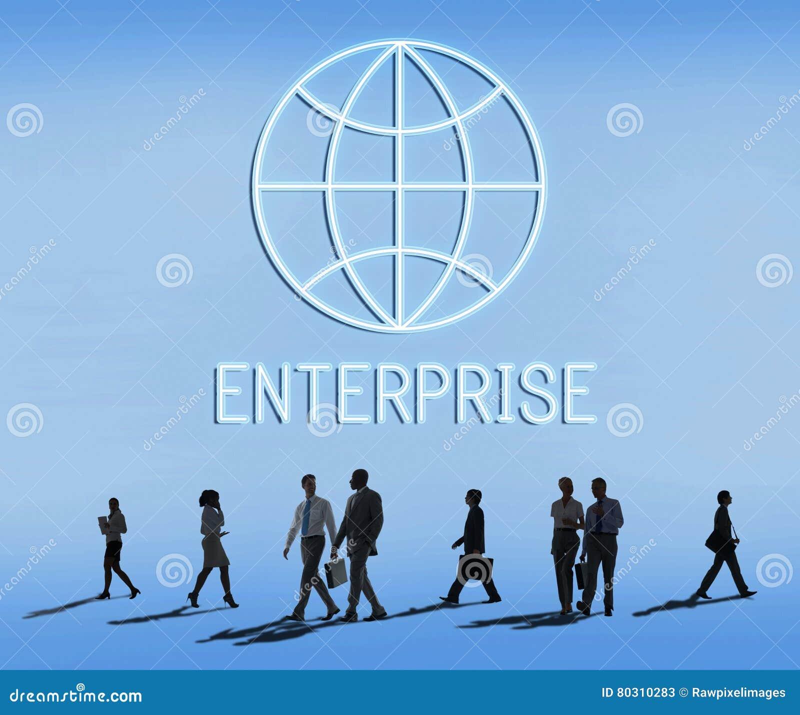 Concetto di Global Business Enterprise Economics Corporation