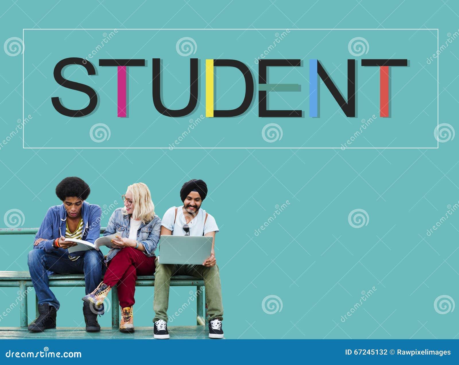 Concetto di istruzione di School Learning Intern dello studente