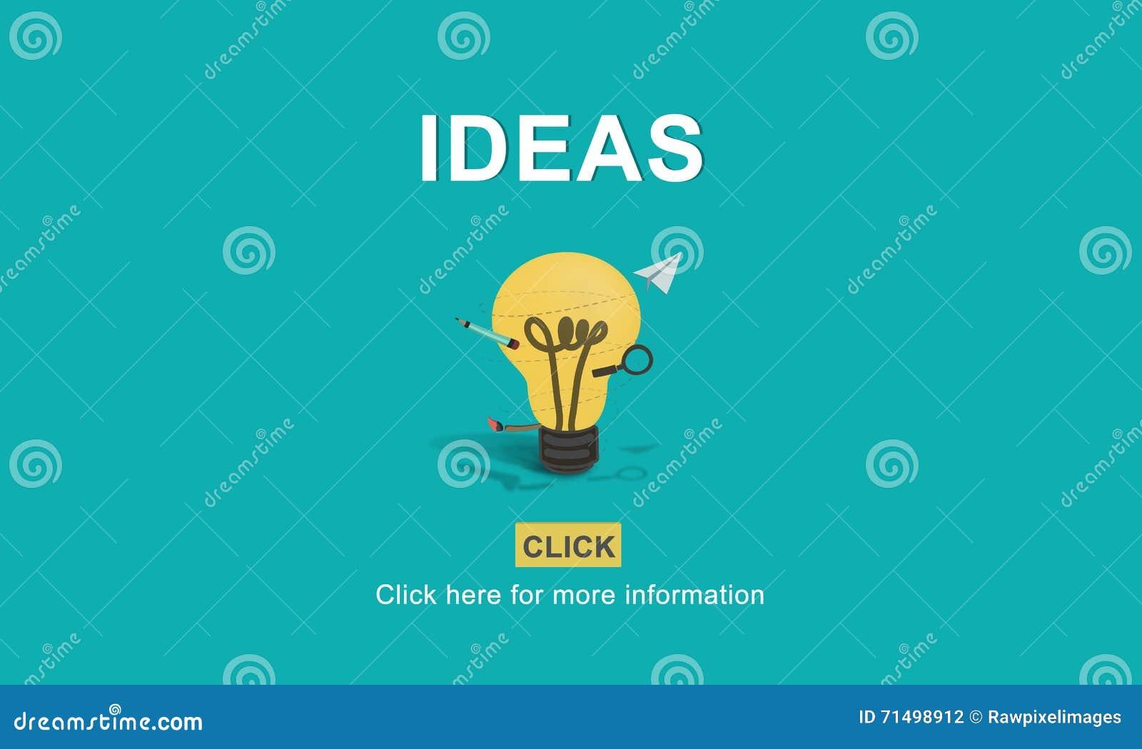 Concetto di pensieri di suggerimento di strategia di for Progettazione di idee di scantinato