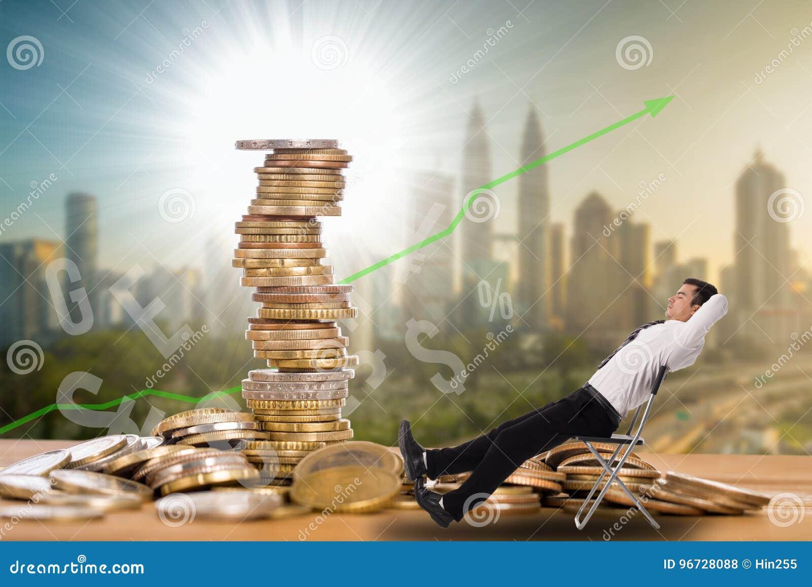 Concetto di reddito passivo