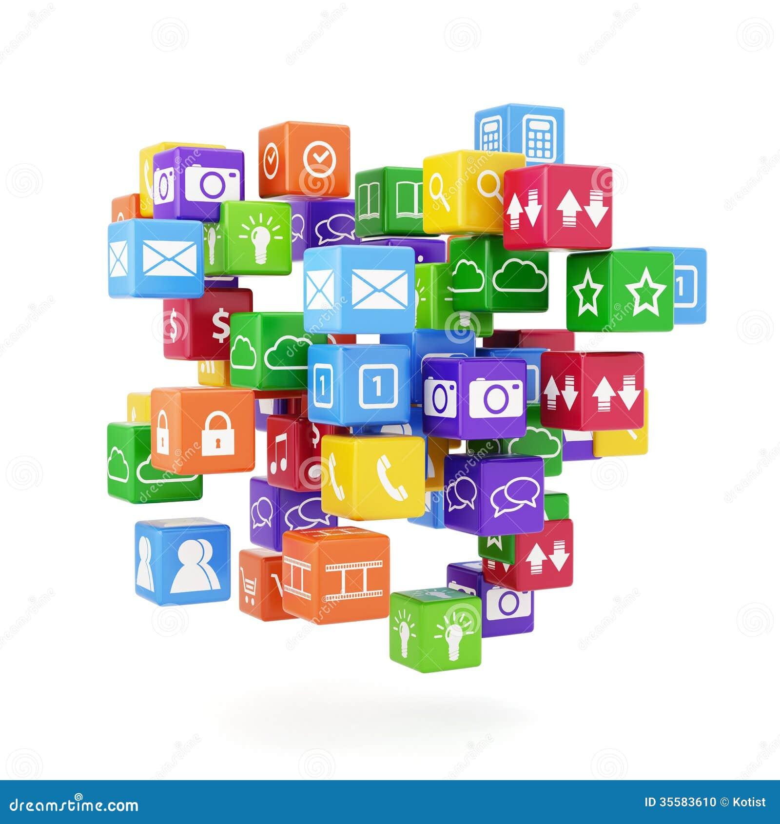 Concetto di software fotografia stock immagine 35583610 for Software di progettazione mobili 3d gratuito