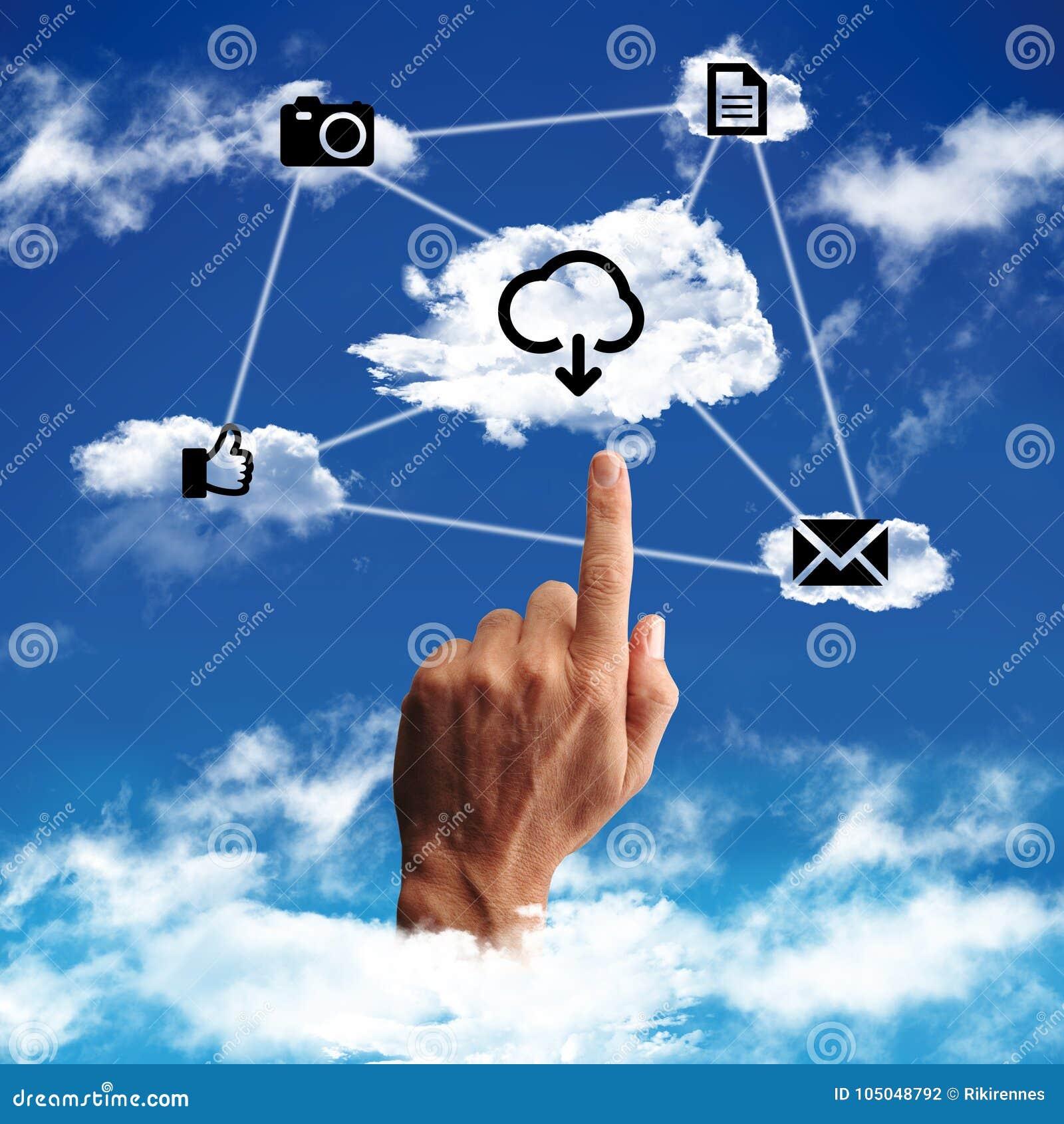 Concetto di una computazione della nuvola