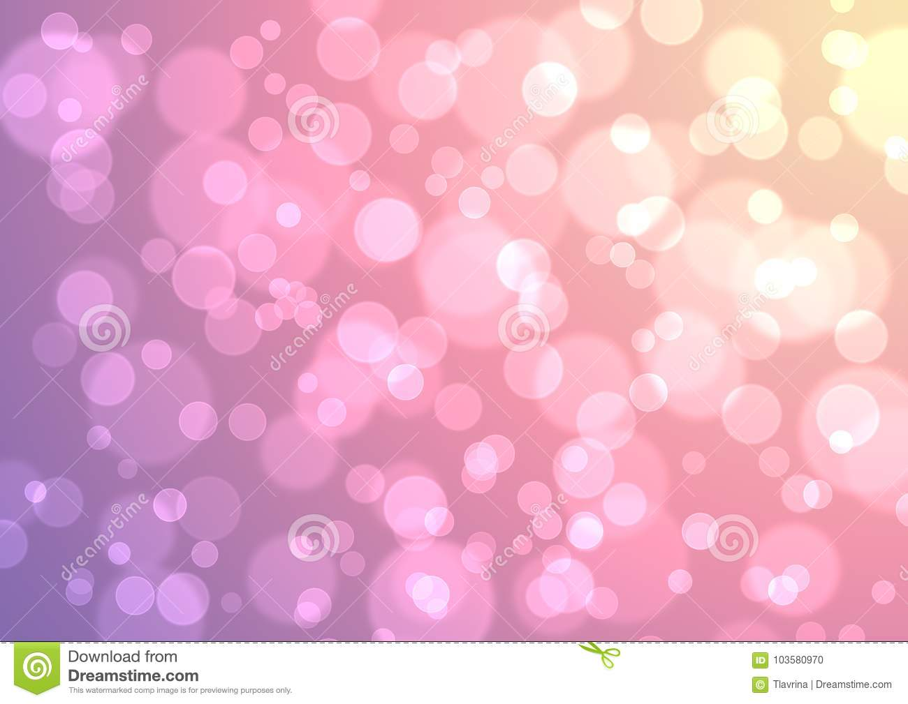 Concetto Dorato Porpora Rosa Di Natale Art Wallpaper Background Di